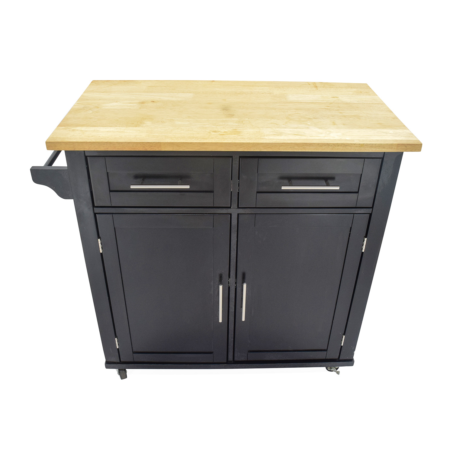 54% OFF - Crate & Barrel Crate and Barrel Kitchen Island / Tables