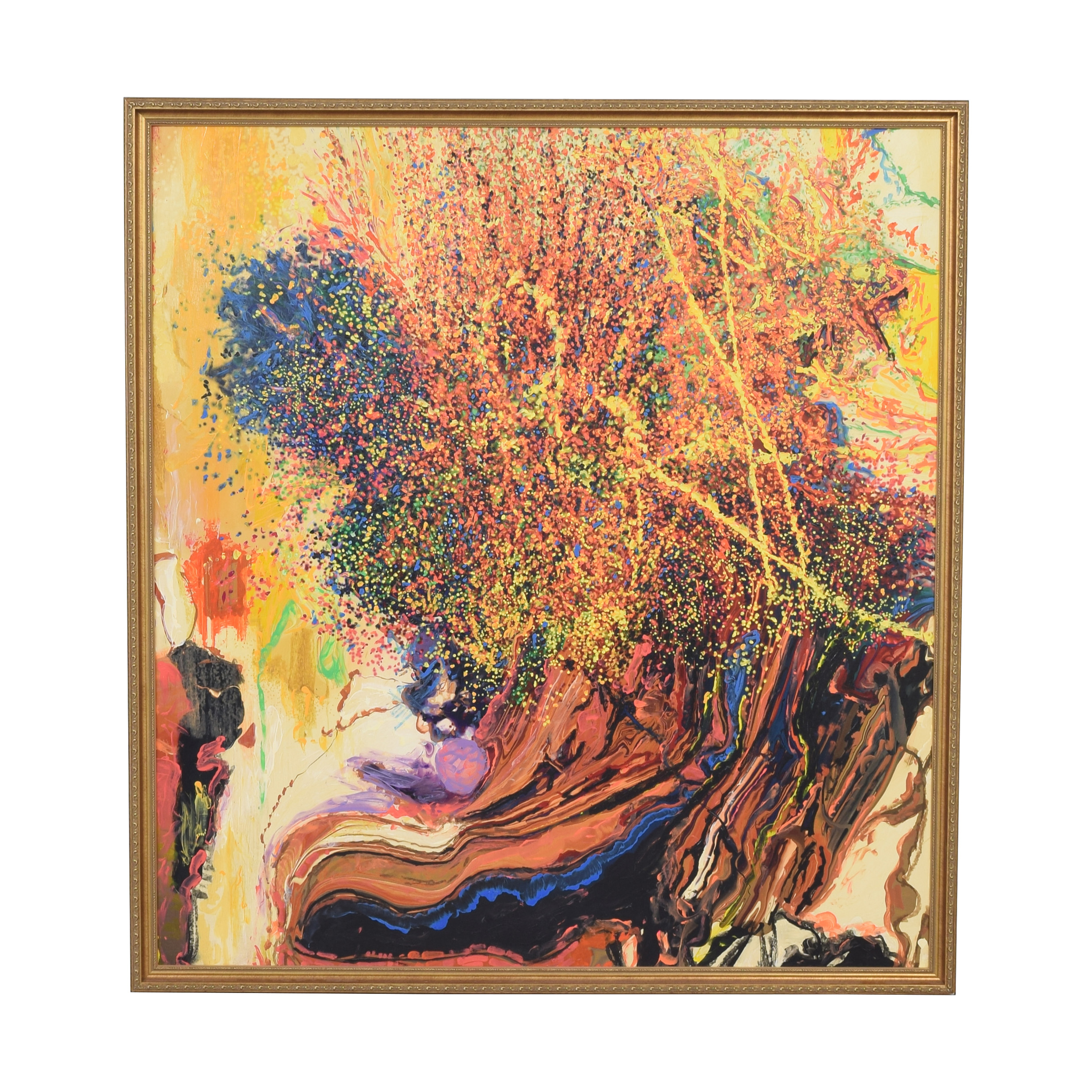 buy Van Gogh's Heart by Adrian Astorga  Wall Art