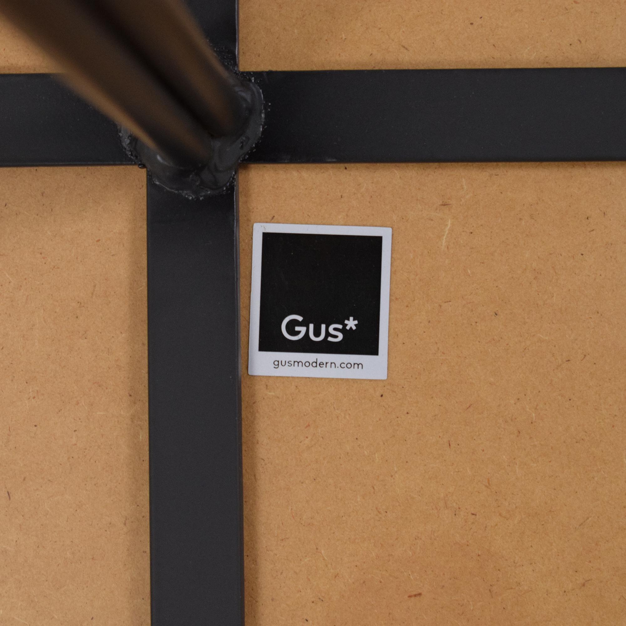 buy GUS* Modern Black Array Round Coffee Table Gus Modern Coffee Tables