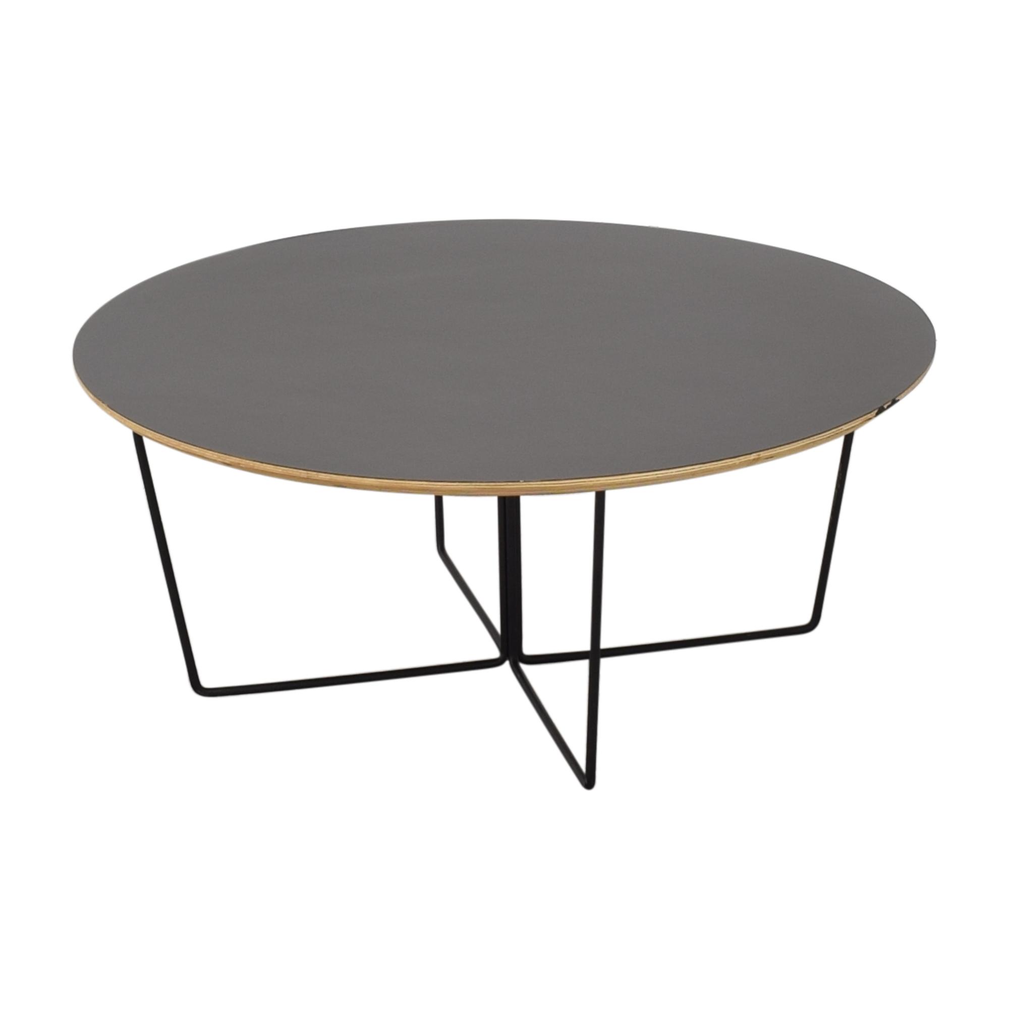 shop Gus Modern GUS* Modern Black Array Round Coffee Table online