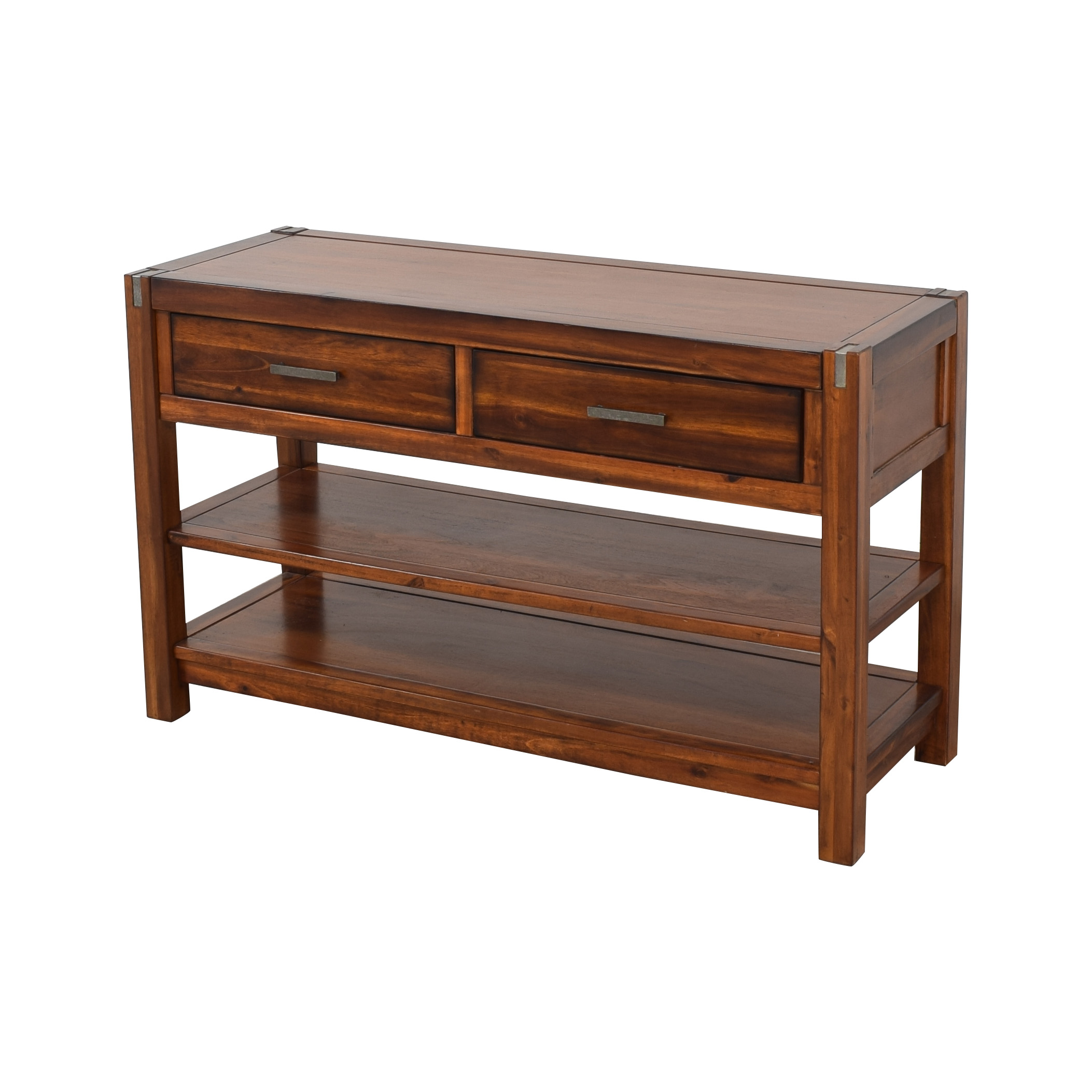 buy Jofran Sofa Table or Media Unit Jofran