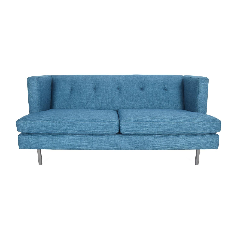 Turquoise Sofas Loveseats Sofas Loveseats Hayneedle Thesofa
