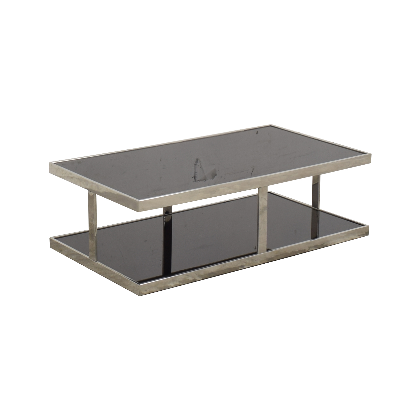 shop Modway Furniture Absorb Black Coffee Table Modway Tables