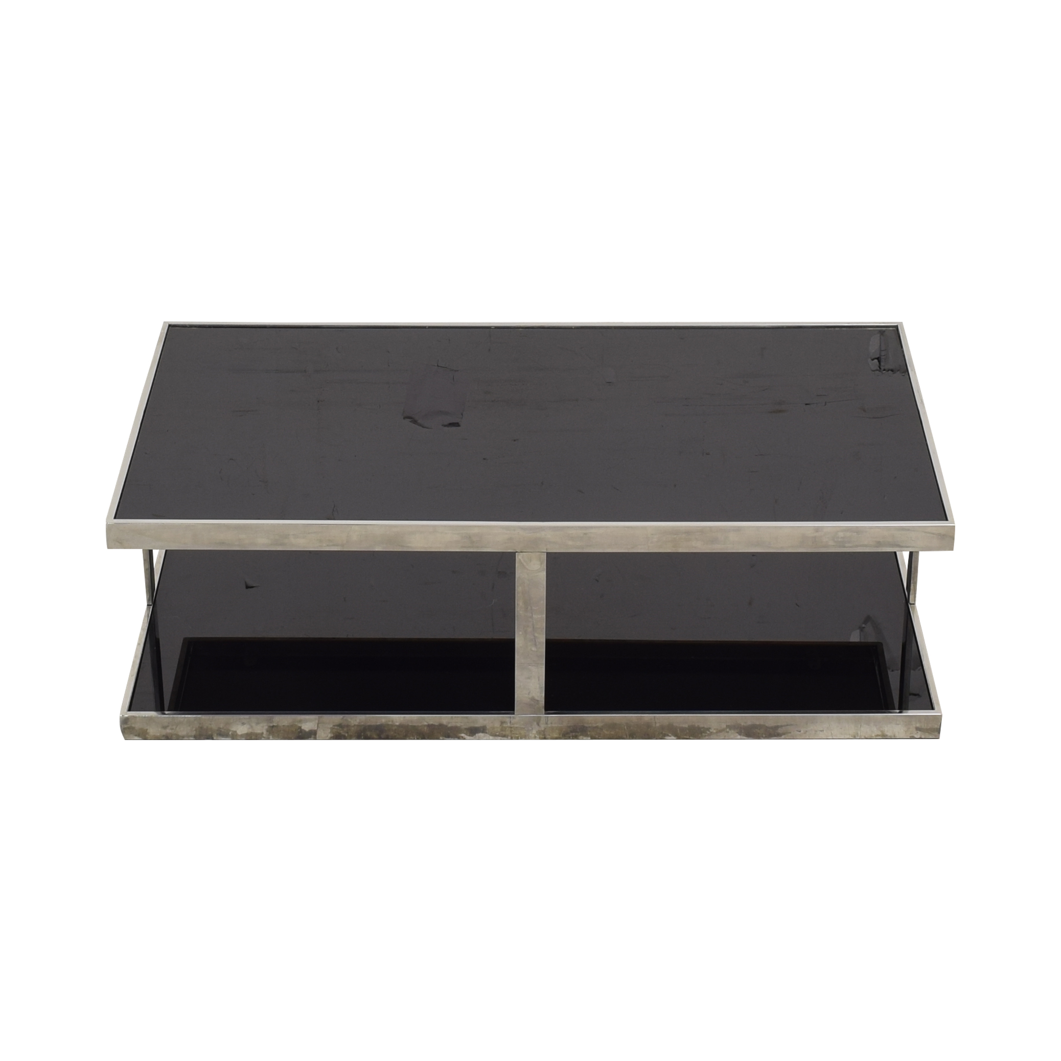 Modway Modway Furniture Absorb Black Coffee Table for sale