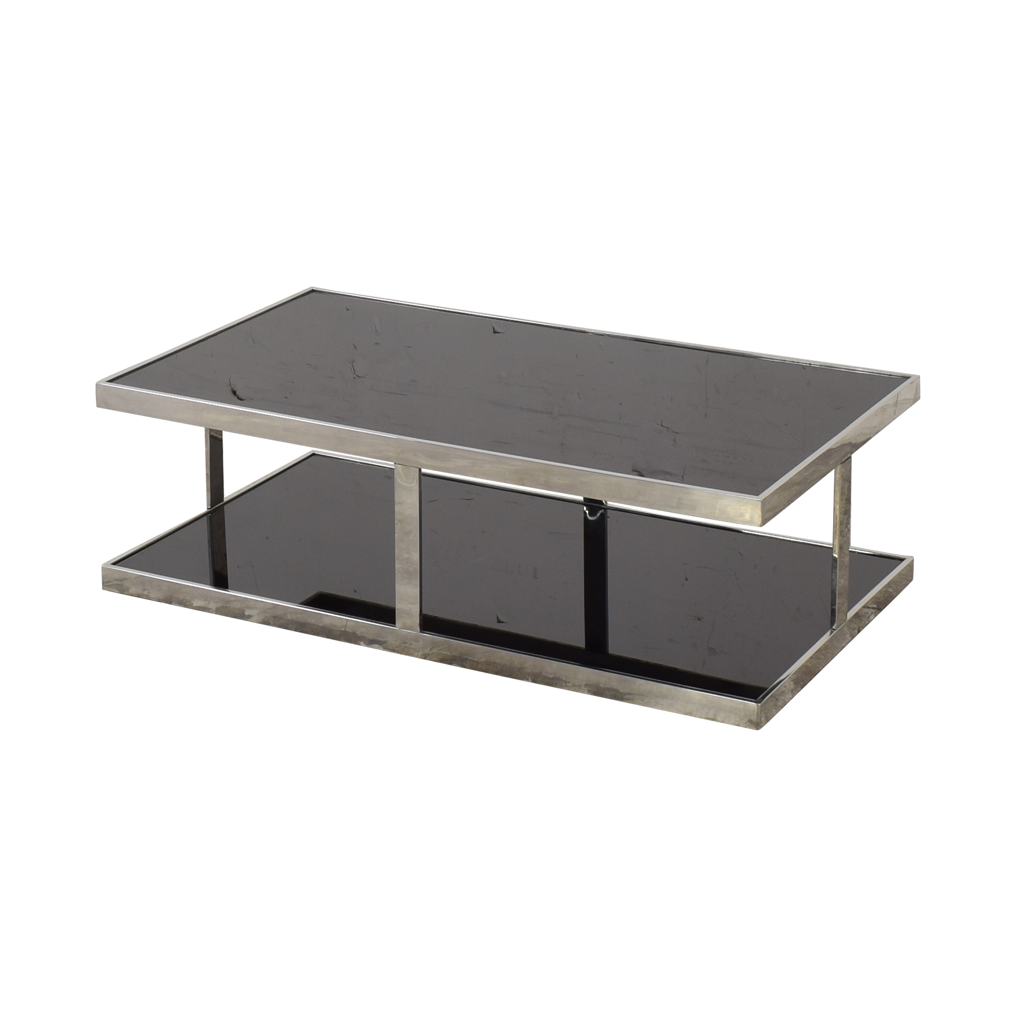 Modway Modway Furniture Absorb Black Coffee Table nyc