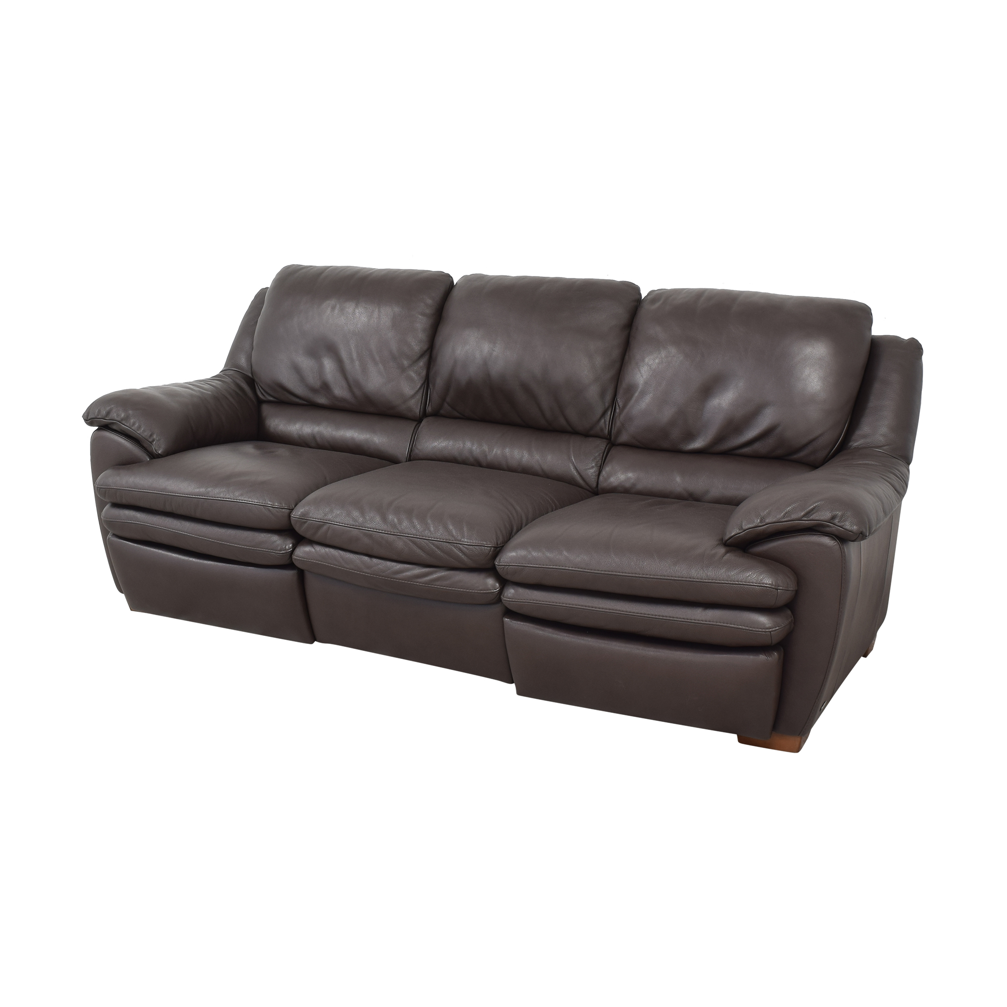 Raymour & Flanigan Raymour & Flanigan Natuzzi Reclining Sofa coupon