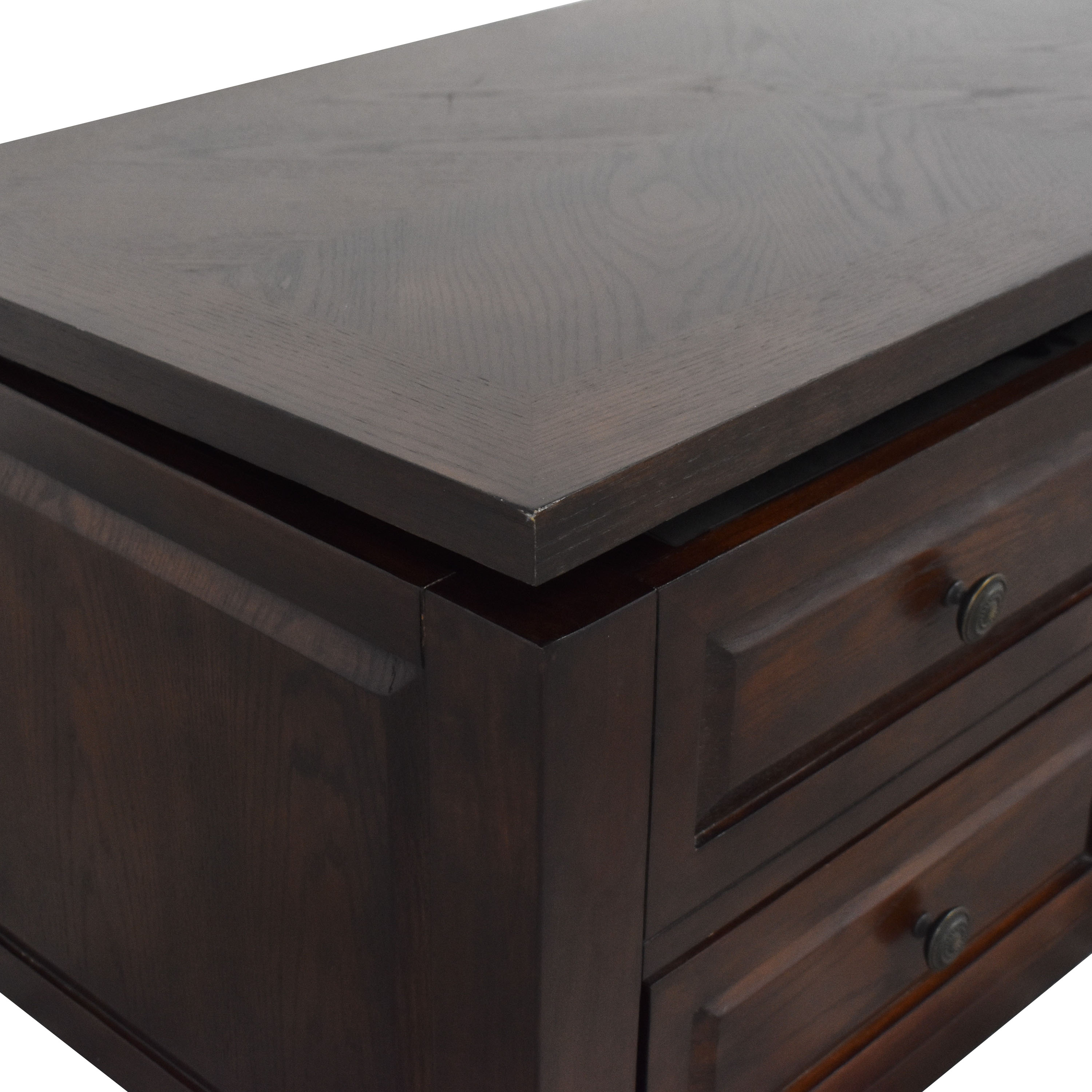 Raymour & Flanigan Raymour & Flanigan Lift-Top Storage Coffee Table discount