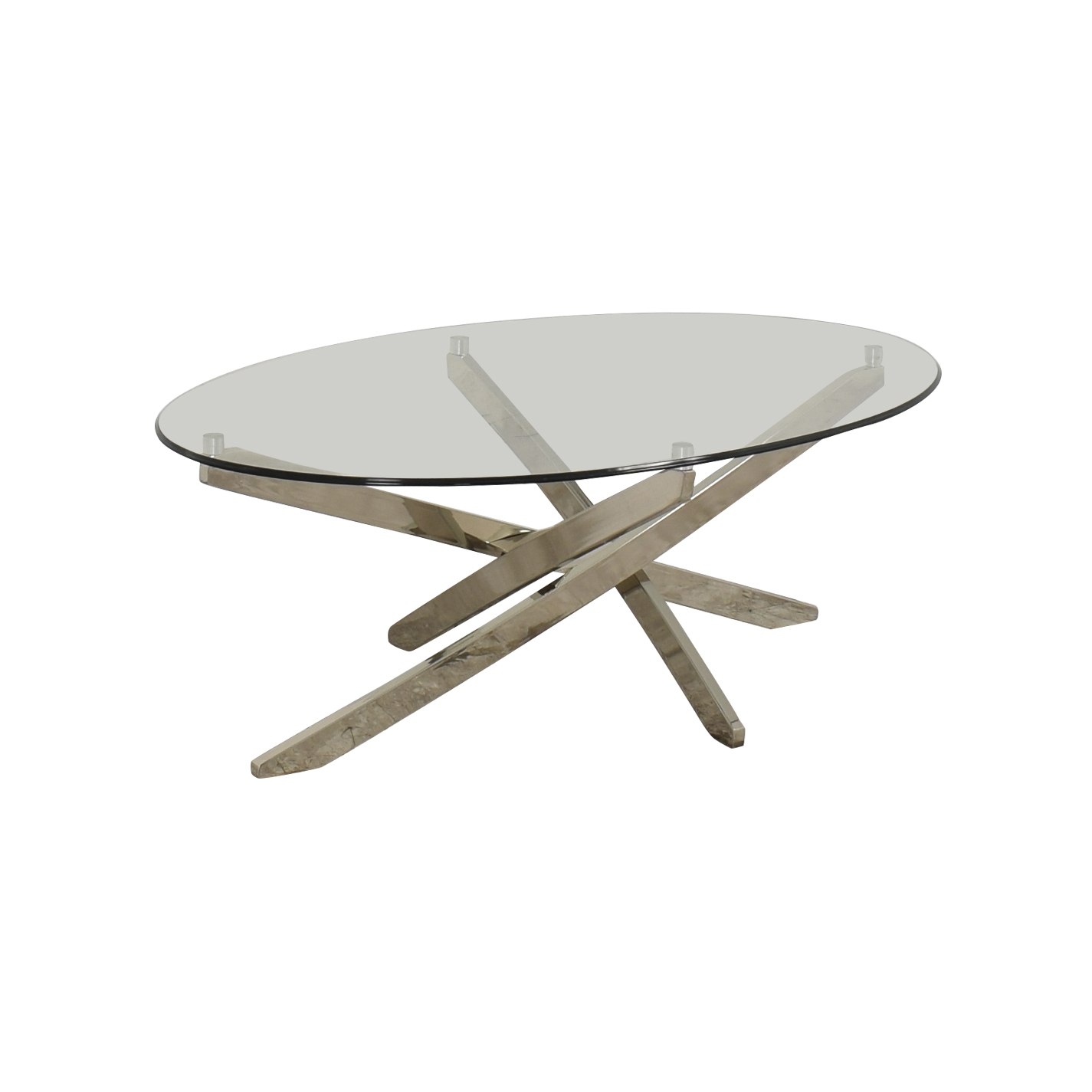 Magnussen Zila Oval Coffee Table / Tables