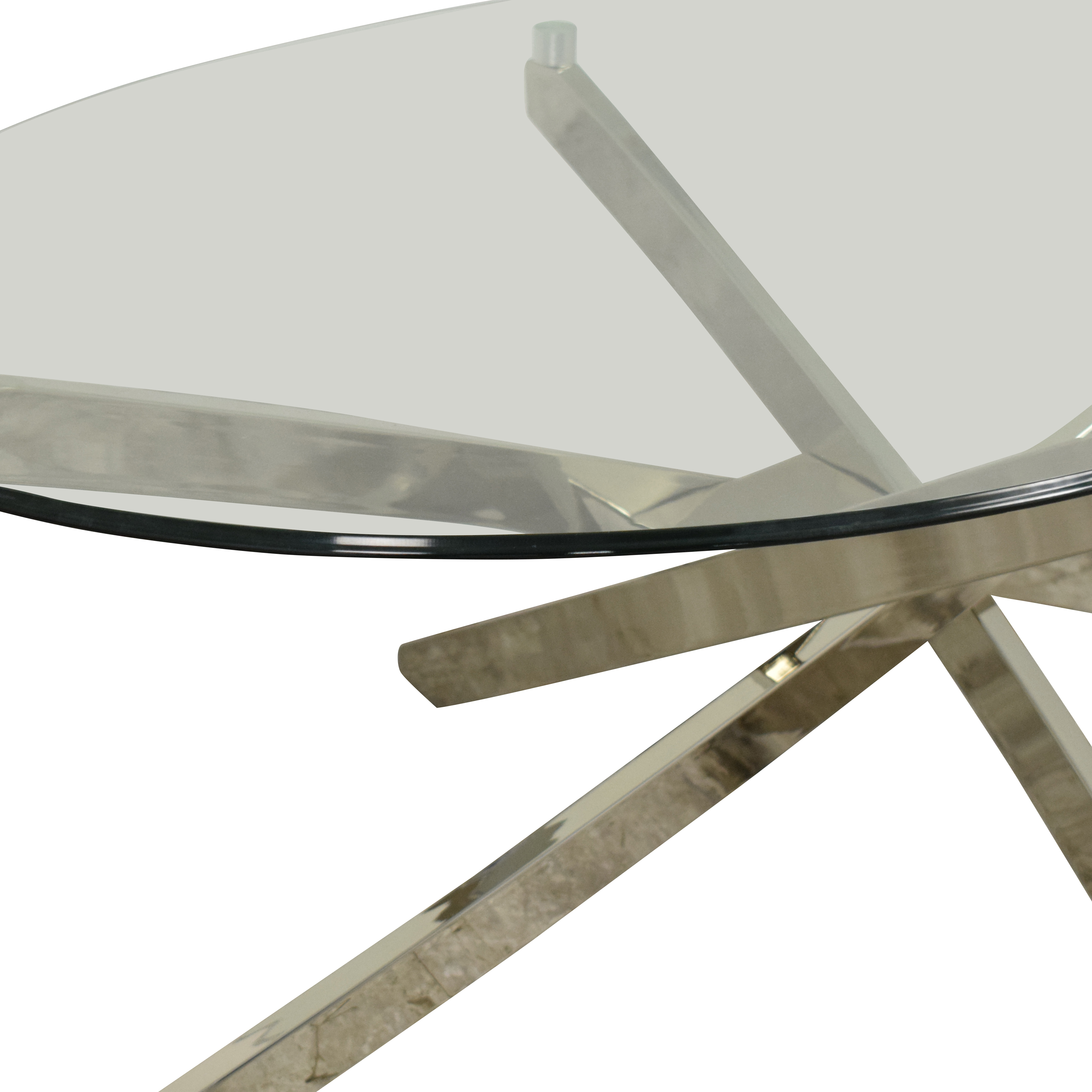 Magnussen Home Magnussen Zila Oval Coffee Table on sale