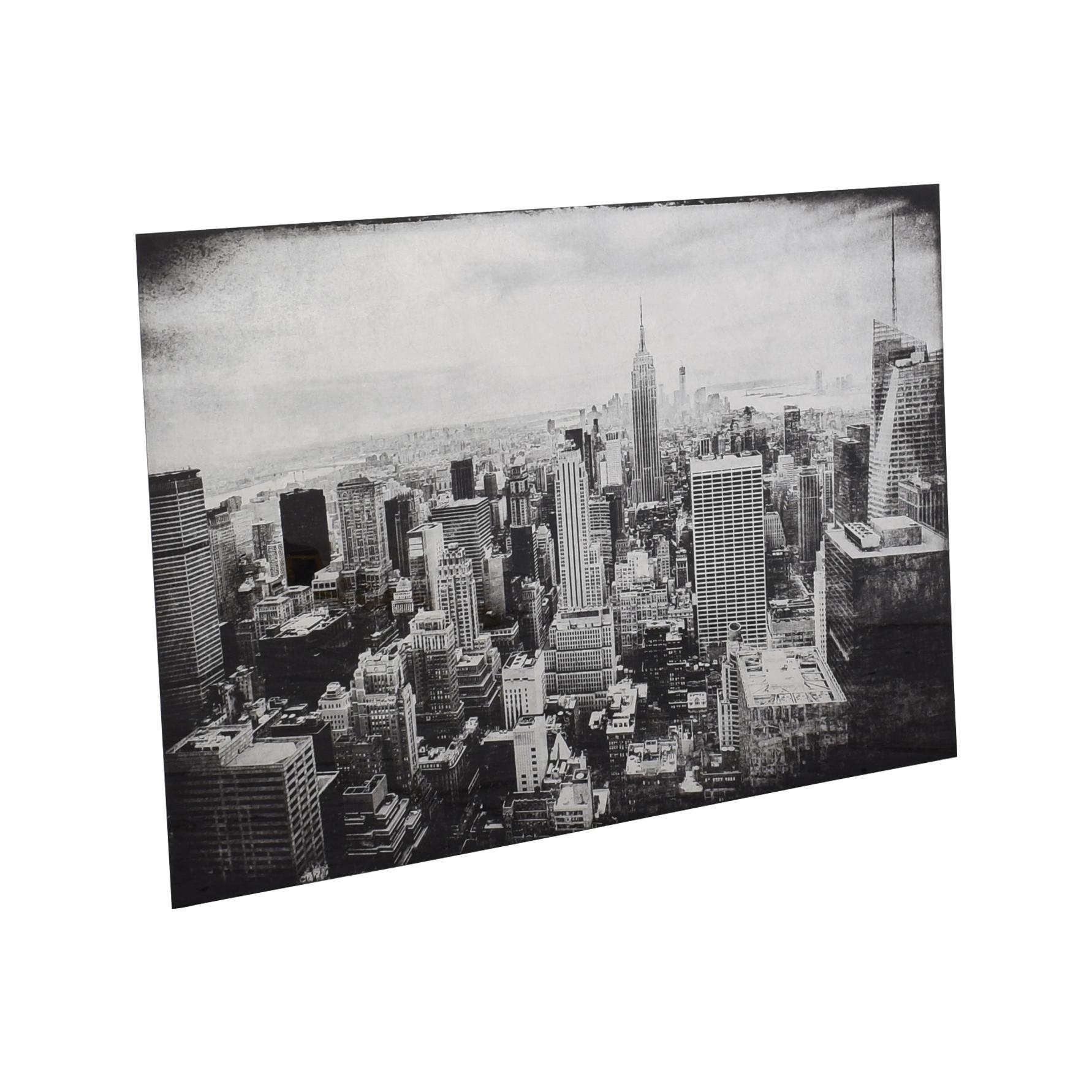 shop Jensen-Lewis Jensen-Lewis The City that Never Sleeps Wall Art online