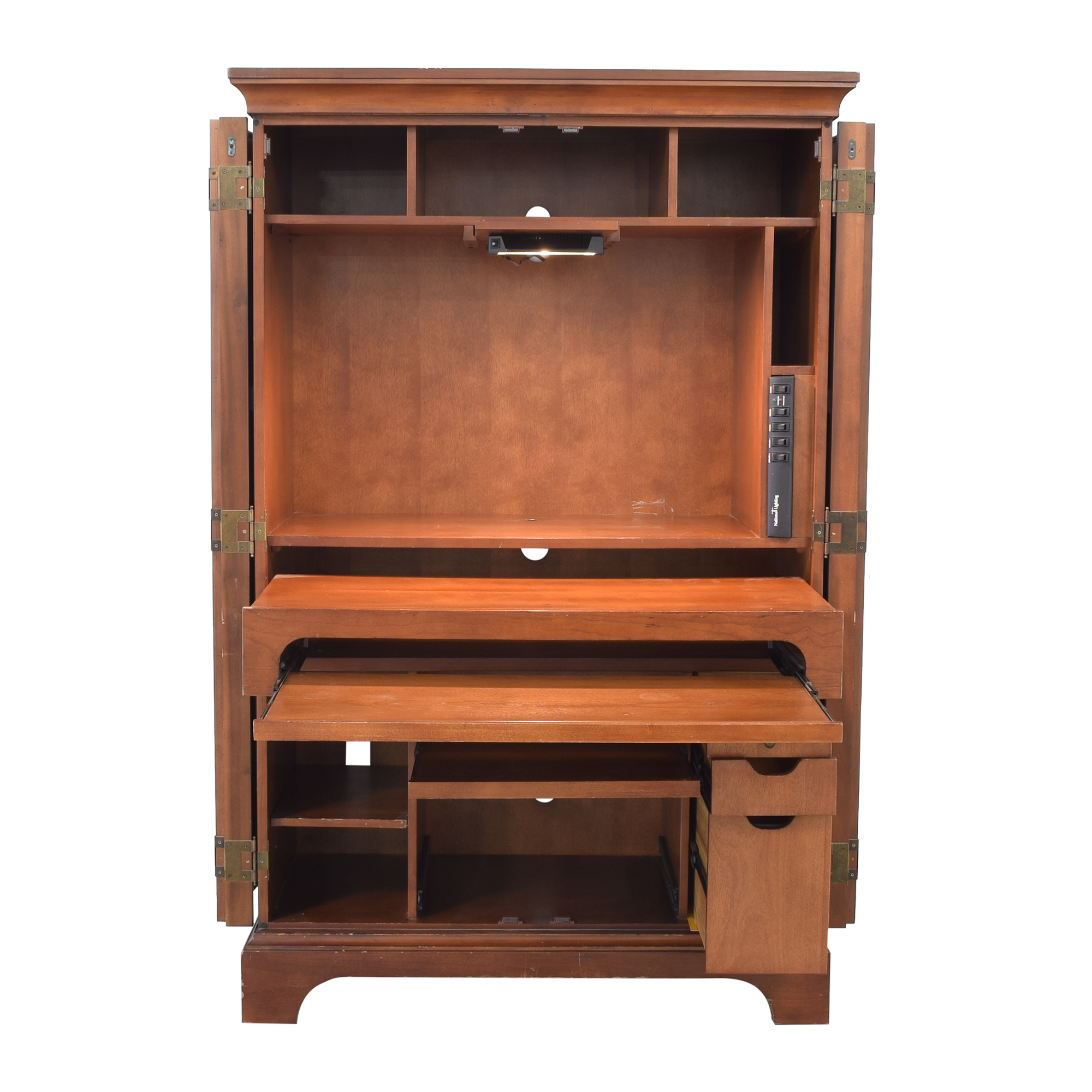 Computer Armoire on sale