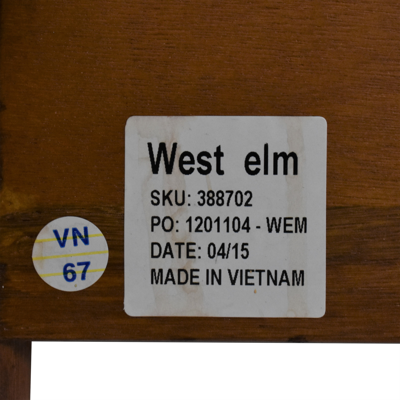 West Elm West Elm Mid-Century Acorn Bed - Queen pa