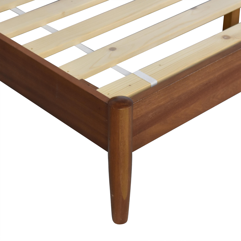 West Elm West Elm Mid-Century Acorn Bed - Queen Bed Frames