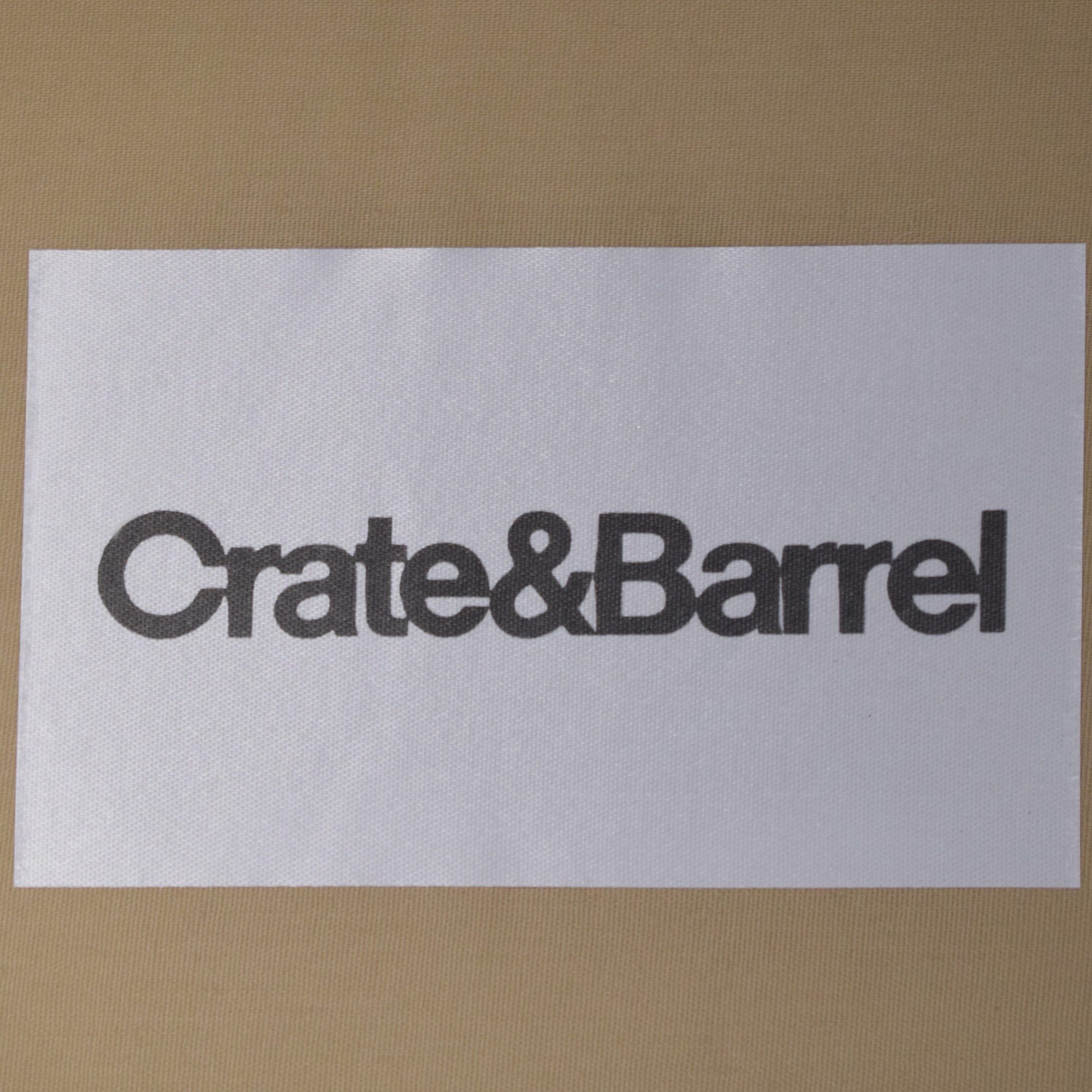Crate & Barrel Crate & Barrel Lounge ii Chair and Half discount