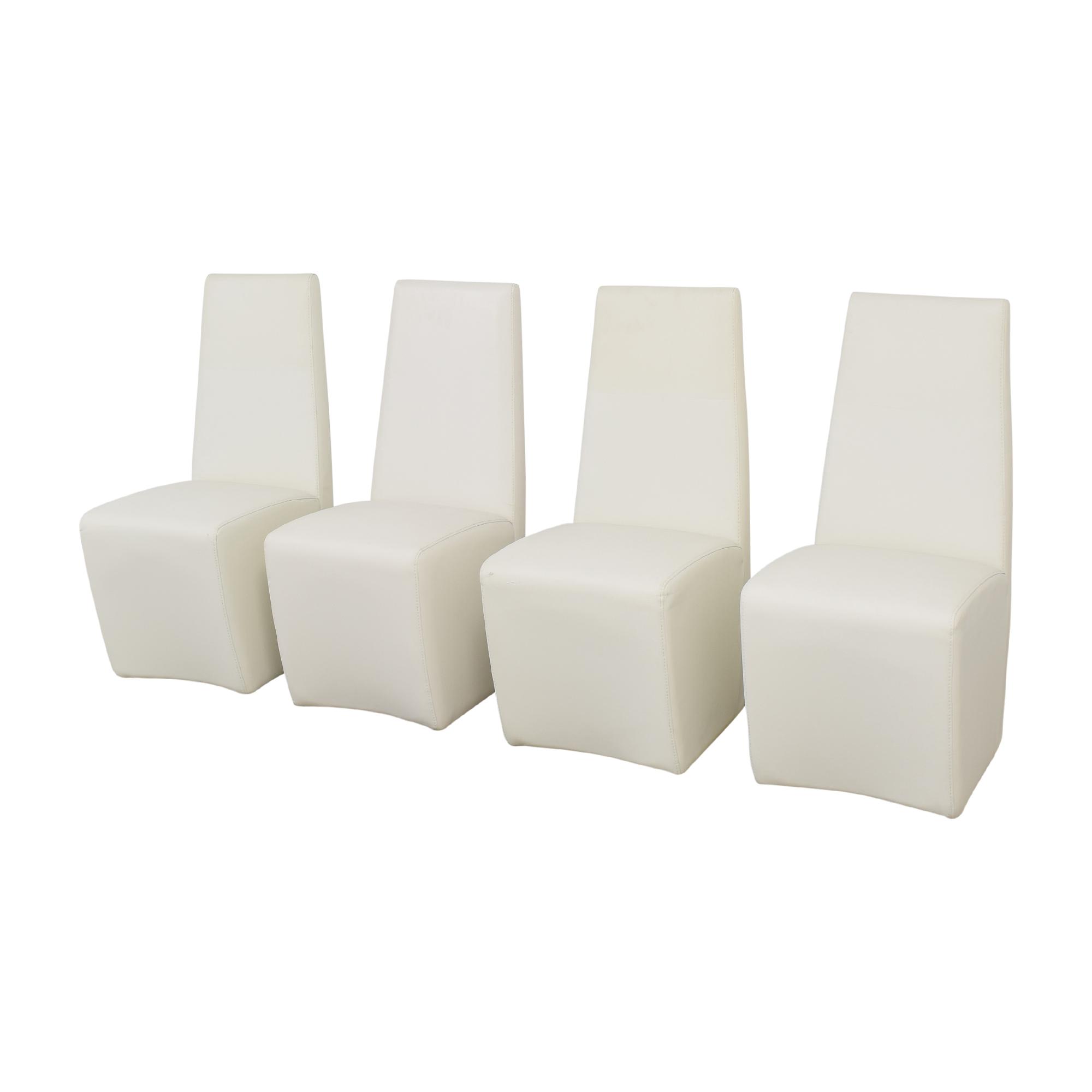 Star Furniture Star Furniture Ritz by Essentials Tobi Dining Side Chairs