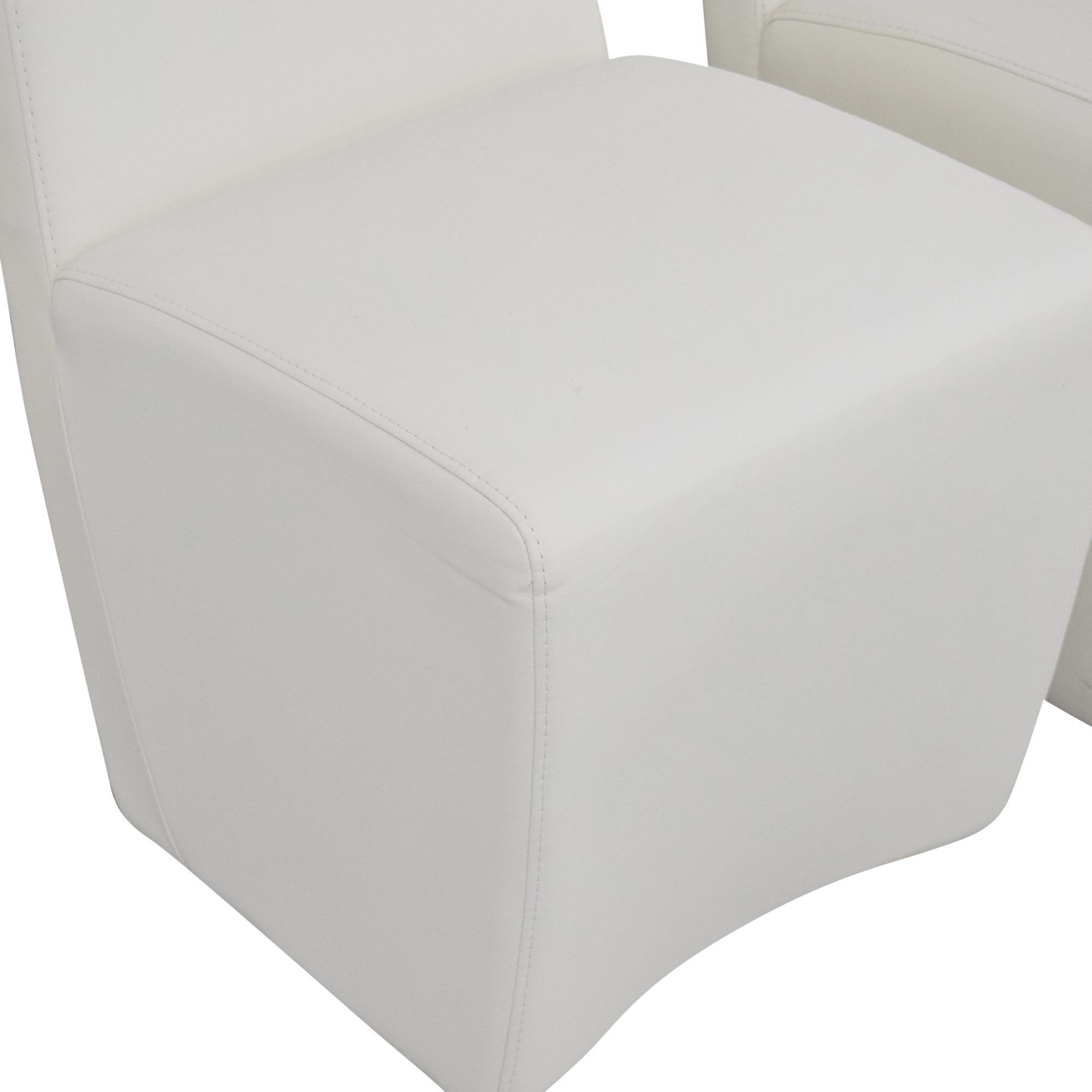 buy Star Furniture Ritz by Essentials Tobi Dining Side Chairs Star Furniture Dining Chairs