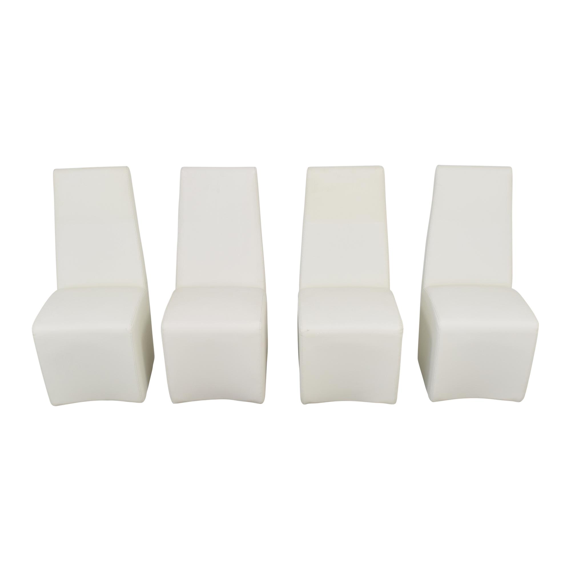 shop Star Furniture Ritz by Essentials Tobi Dining Side Chairs Star Furniture Chairs