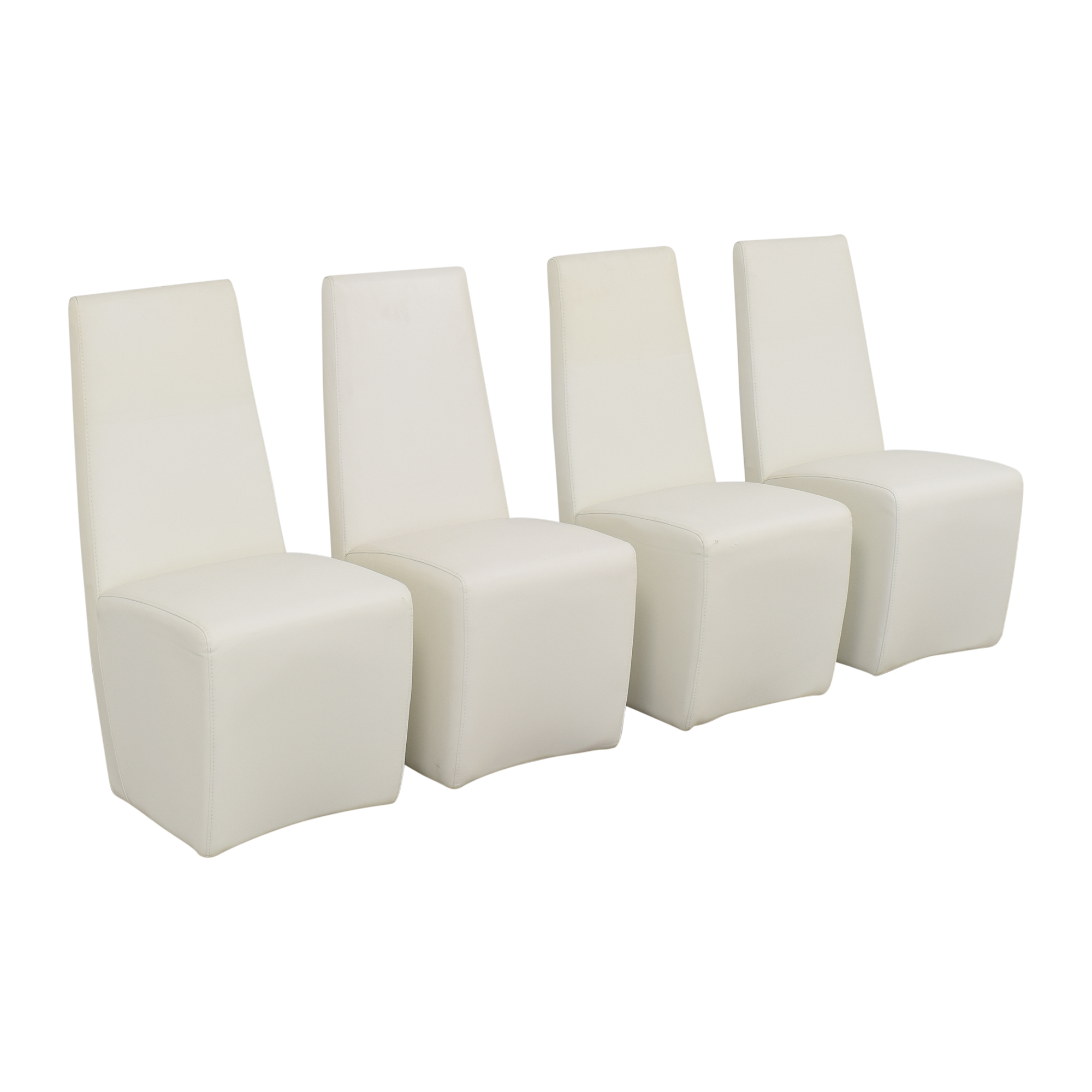 Star Furniture Star Furniture Ritz by Essentials Tobi Dining Side Chairs pa