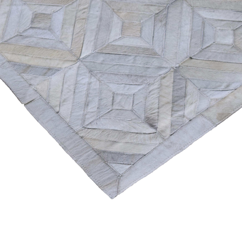 buy Restoration Hardware Ben Soleimani Diamond Cowhide Rug Restoration Hardware Rugs