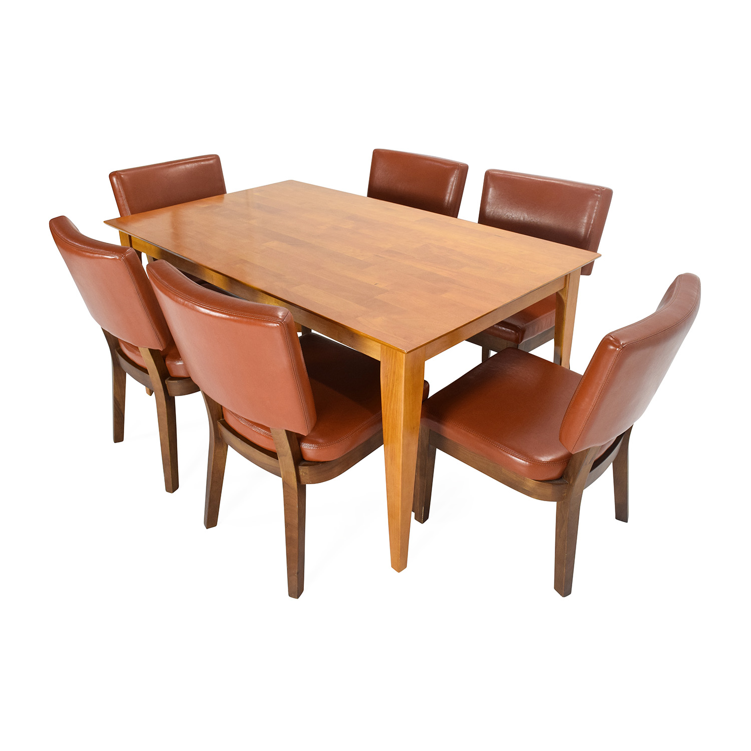 Cost Plus World Market Dining Room Set Used
