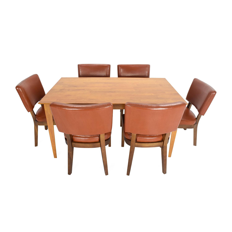 Cost Plus World Market Dining Room Set