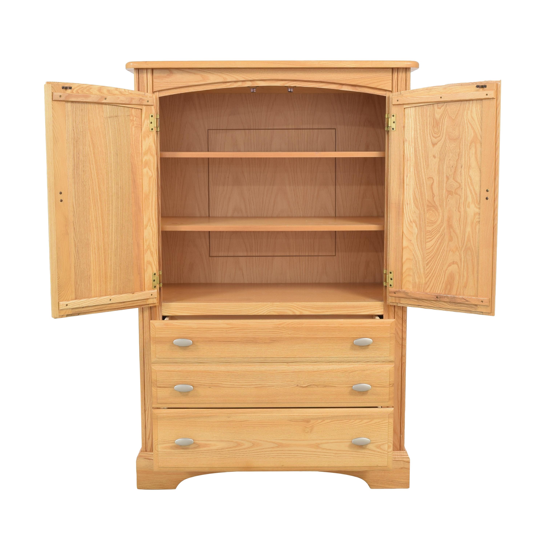 Kincaid Furniture Kincaid Armoire used