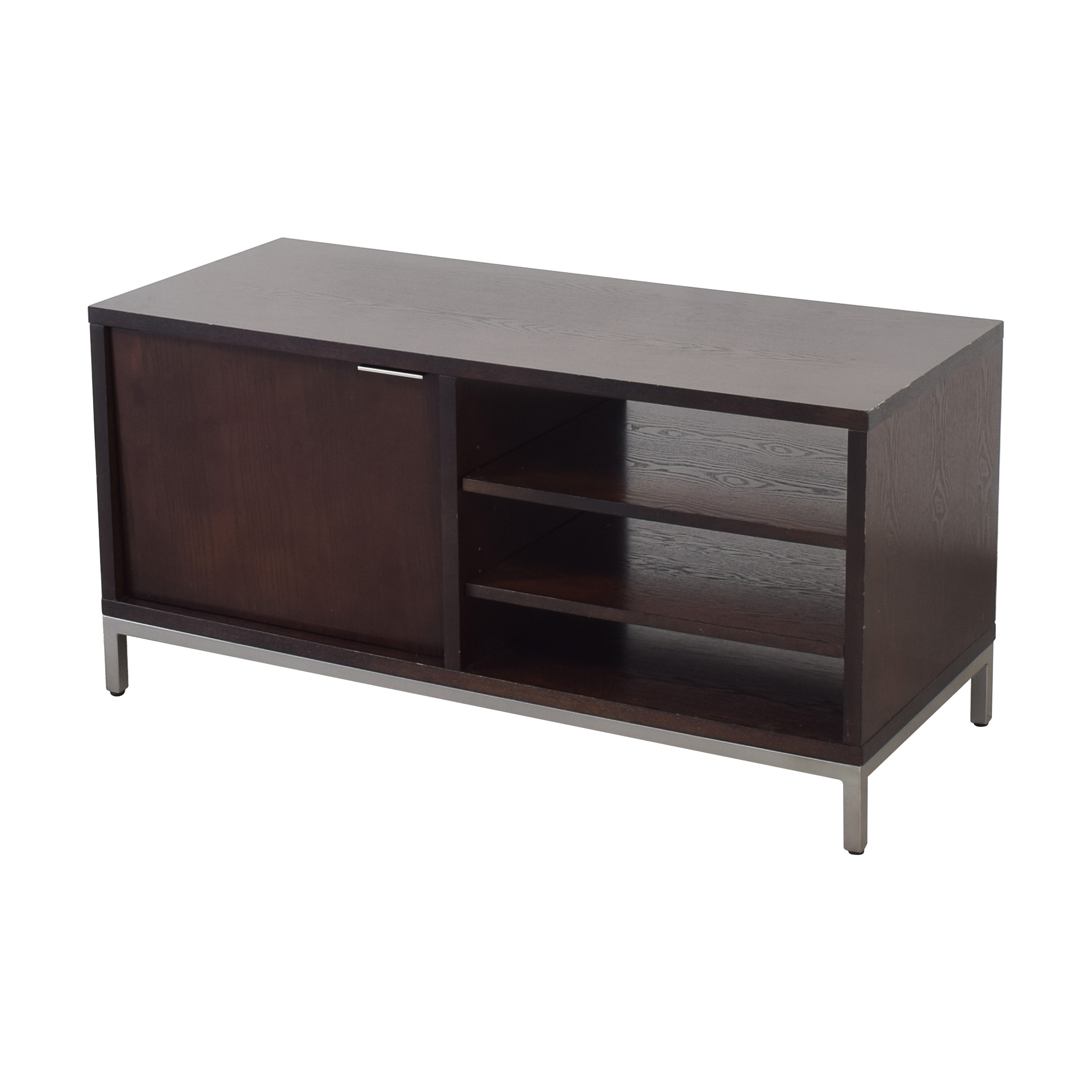 Crate & Barrel Crate & Barrel Media Stand for sale