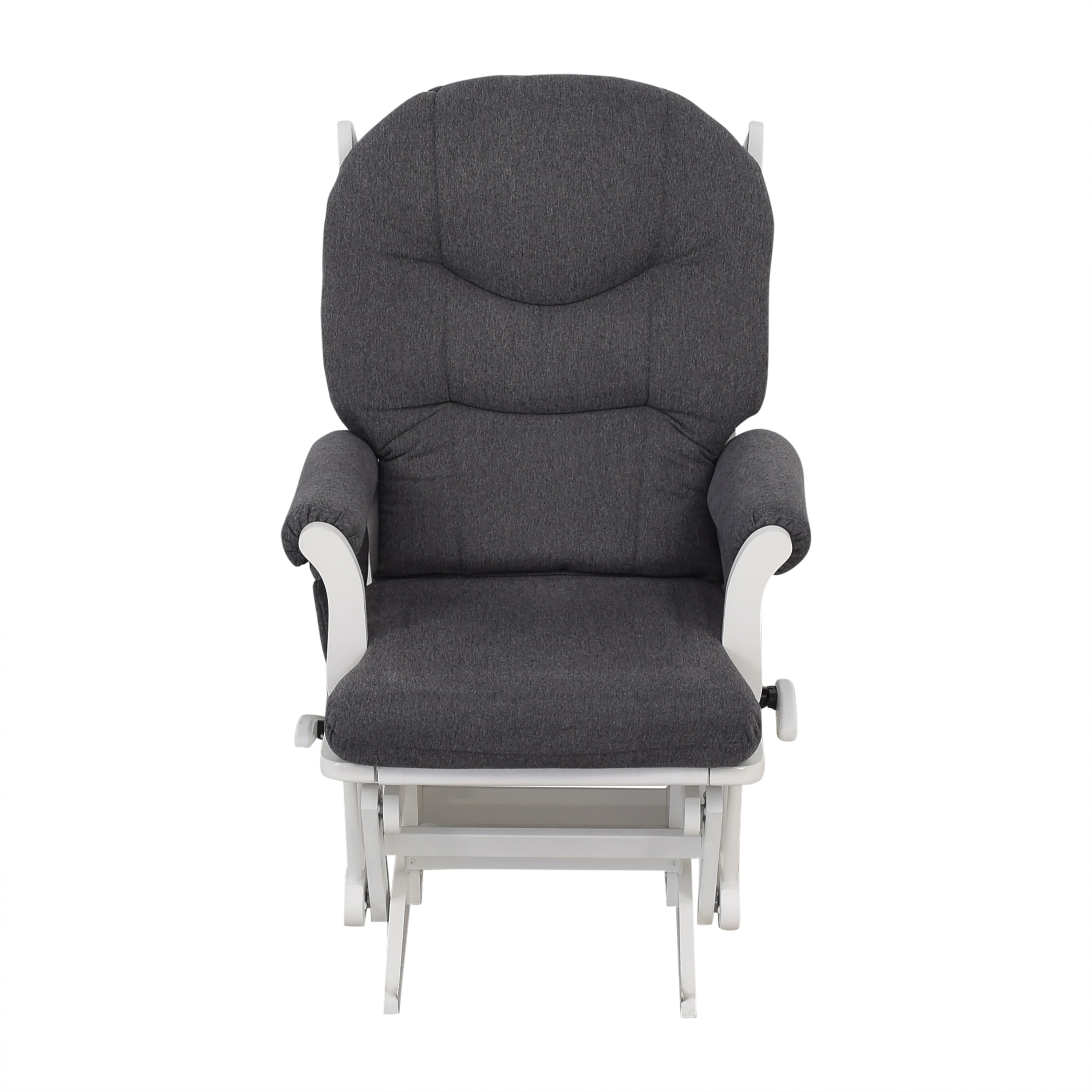 Dutailier Dutailier Multi-Position Reclining Sleigh Glider and Nursing Ottoman coupon