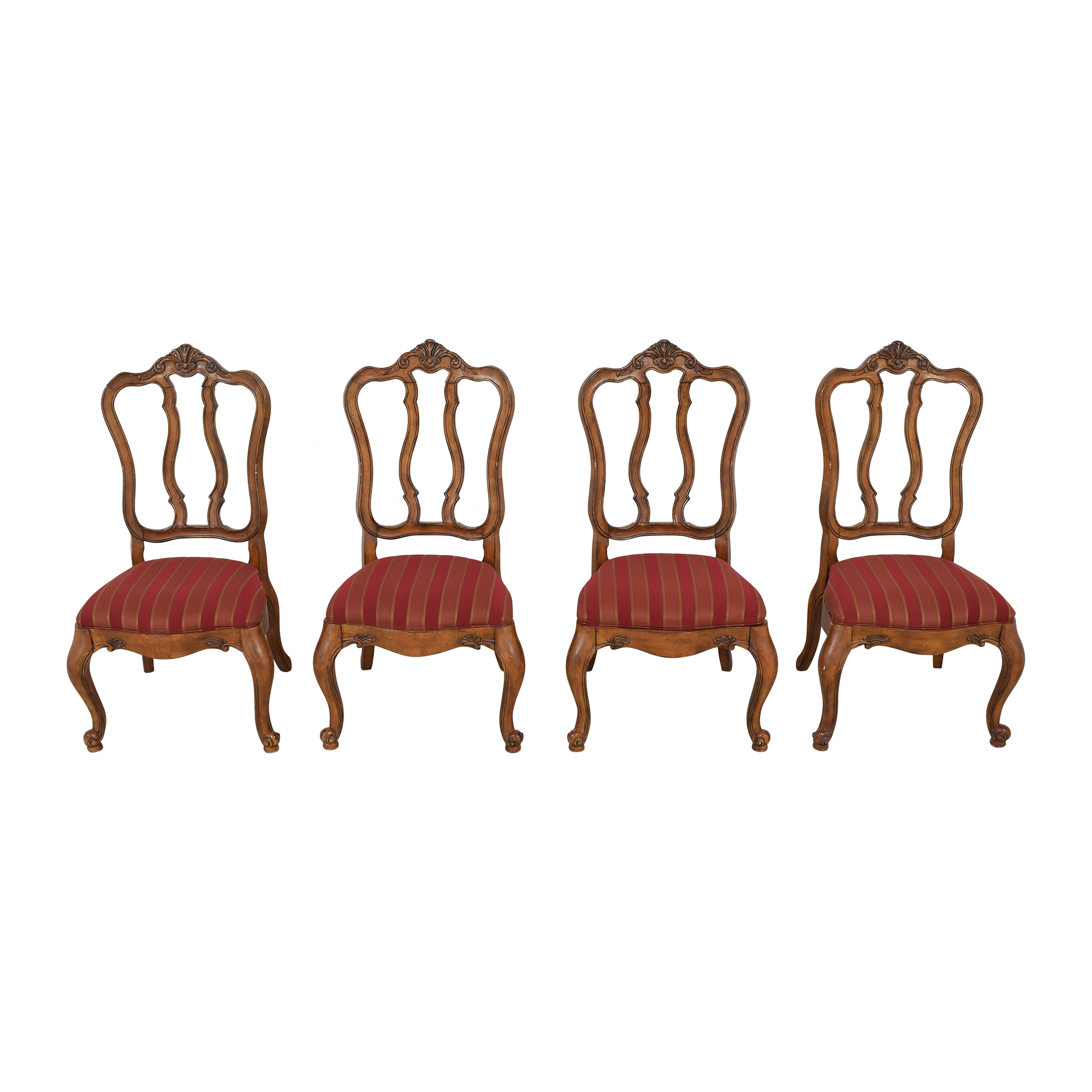 Ethan Allen Ethan Allen Tuscany Augustine Dining Chairs for sale