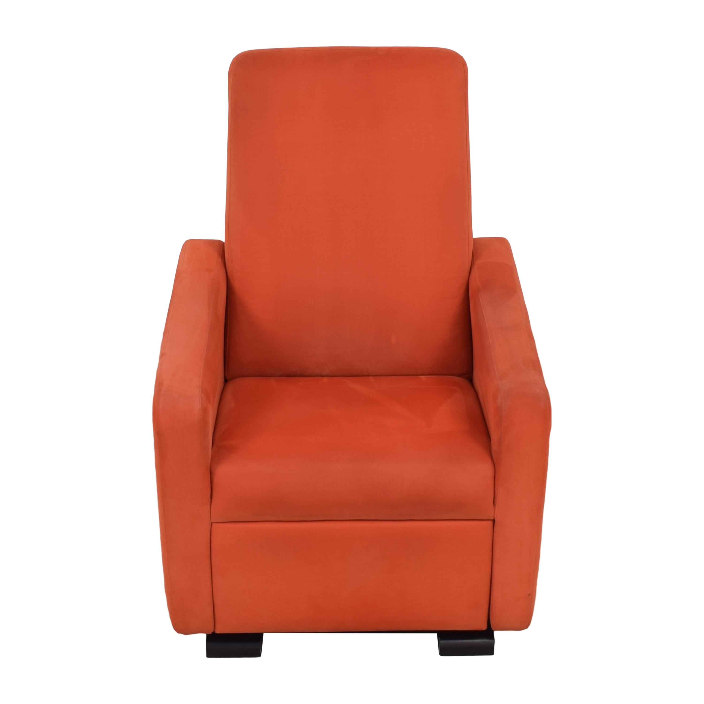 shop Monte Grano Gilder Reclining Chair Monte Design Chairs