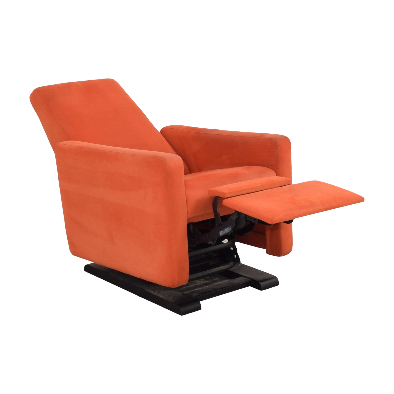 Monte Design Monte Grano Gilder Reclining Chair second hand