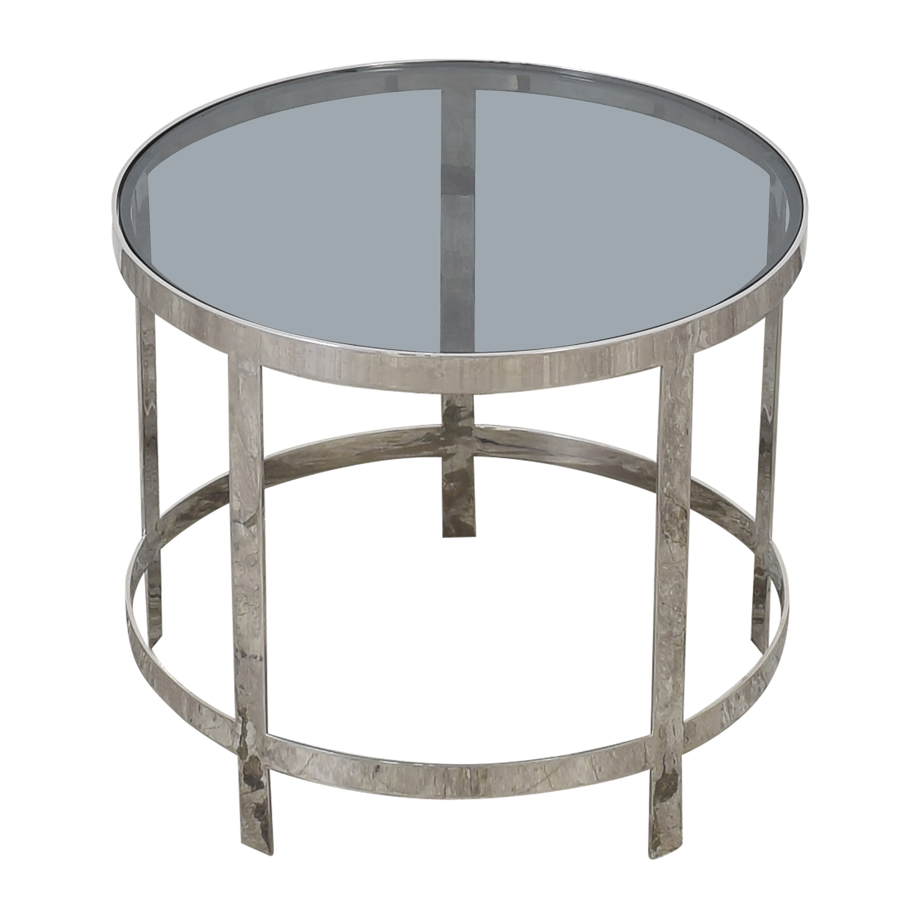 shop Mitchell Gold + Bob Williams Side Table Mitchell Gold + Bob Williams