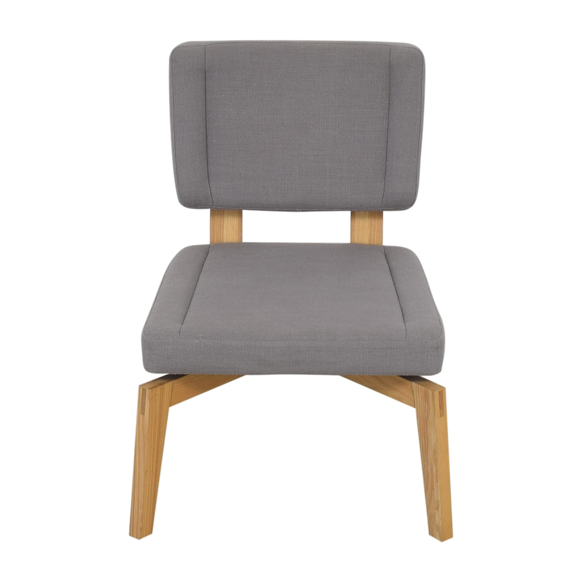 CB2 CB2 Lounge Chair with Ottoman coupon