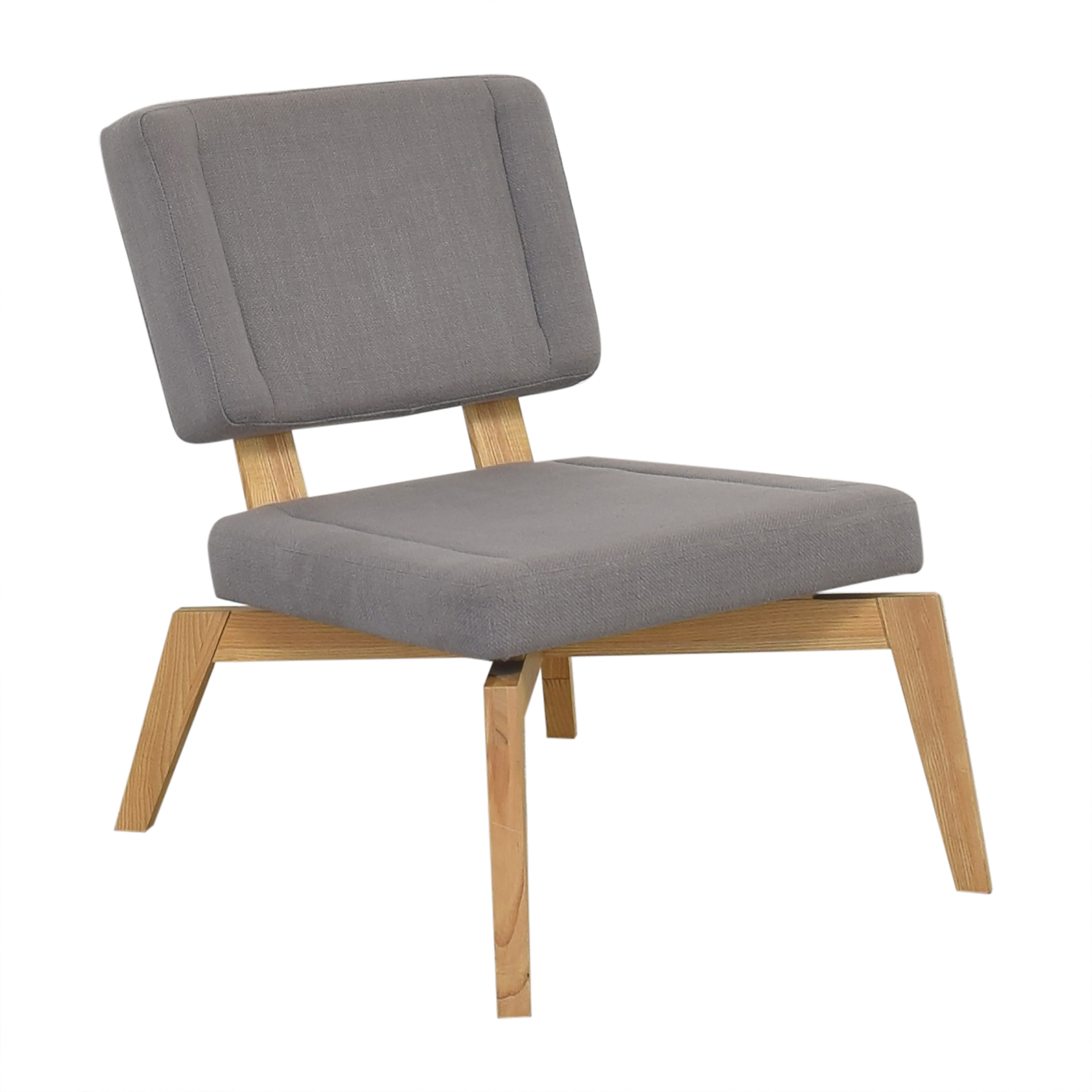 buy CB2 Lounge Chair CB2 Accent Chairs