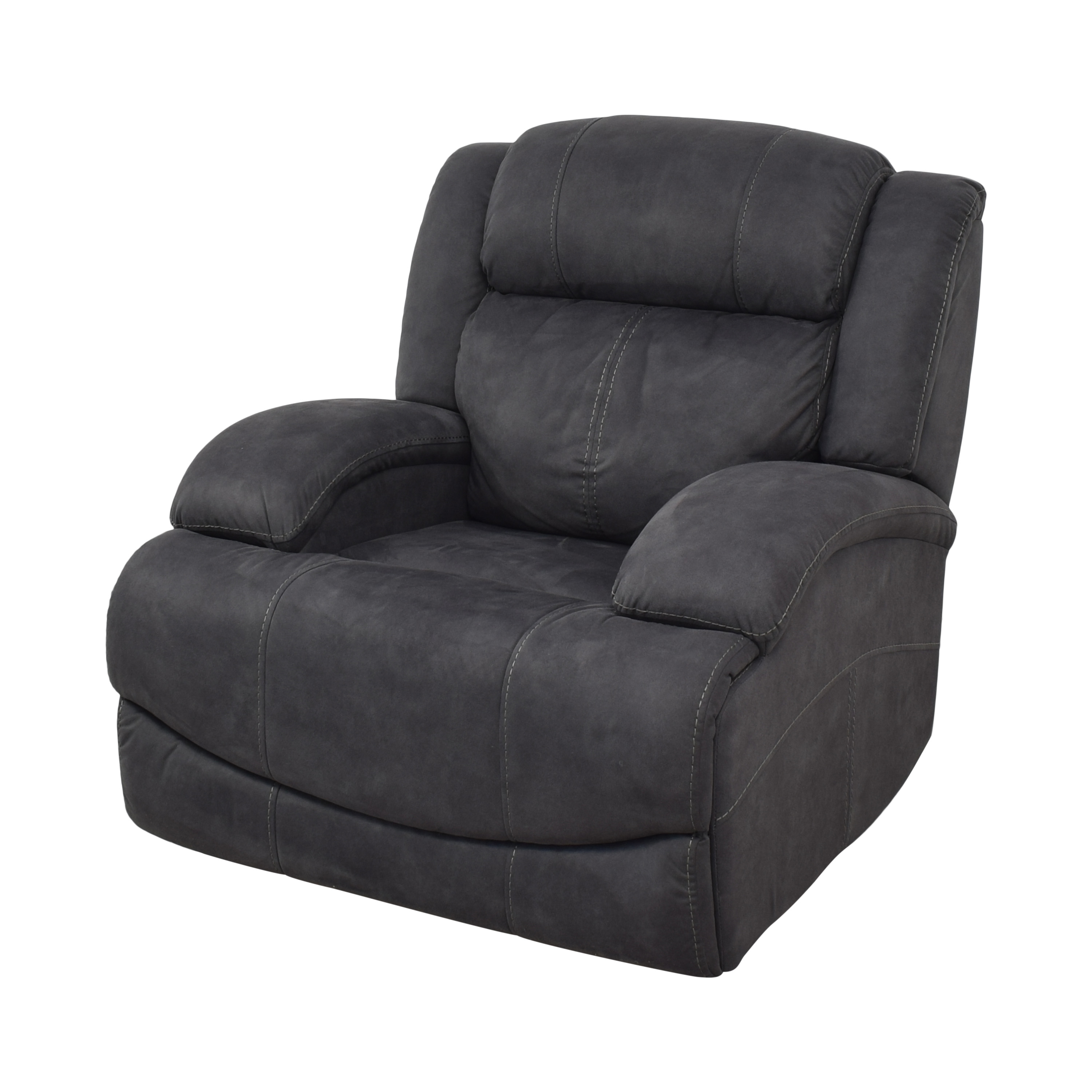 shop Raymour & Flanigan Quincey Glider Power Recliner Raymour & Flanigan Recliners