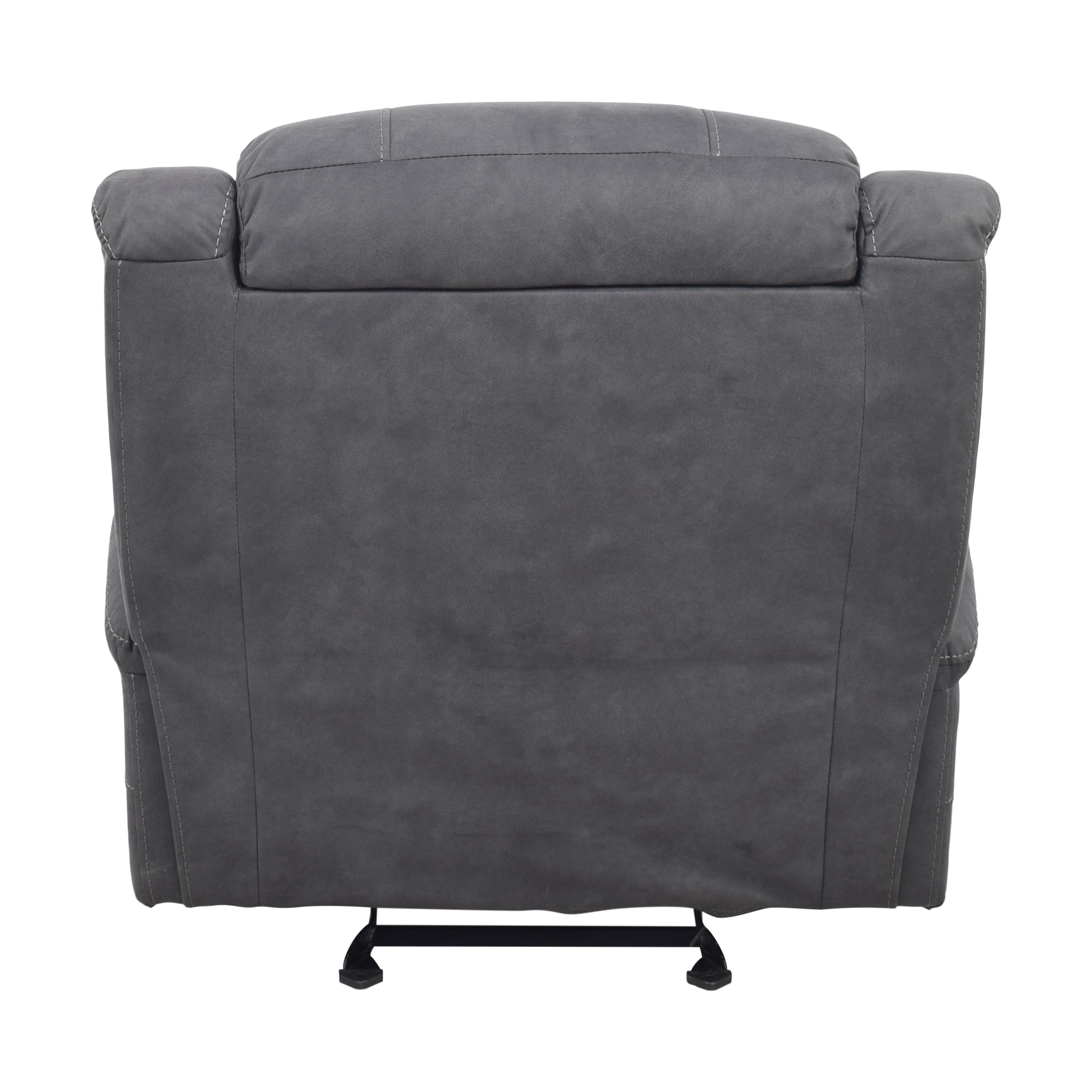 Raymour & Flanigan Quincey Glider Power Recliner Raymour & Flanigan