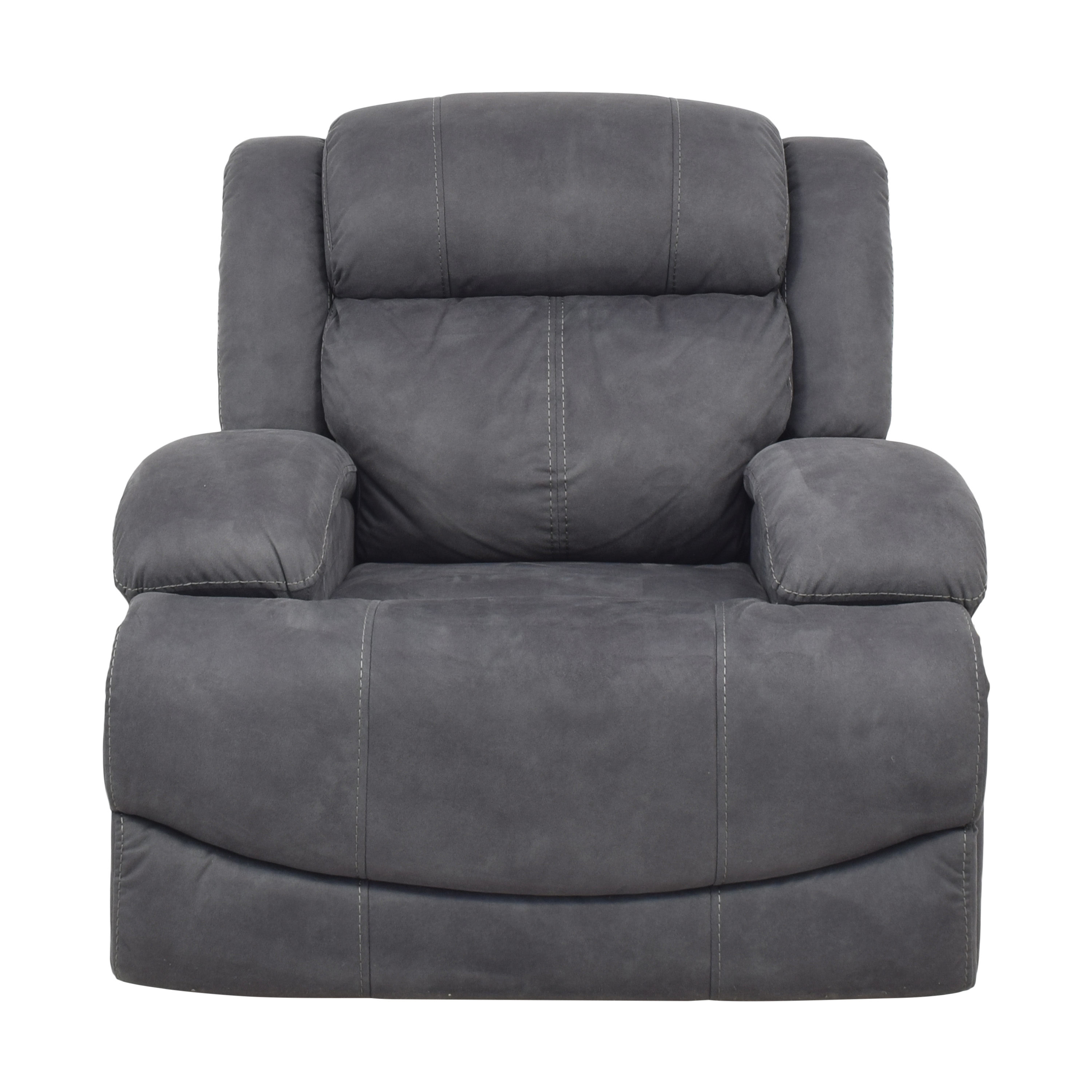 shop Raymour & Flanigan Raymour & Flanigan Quincey Glider Power Recliner online