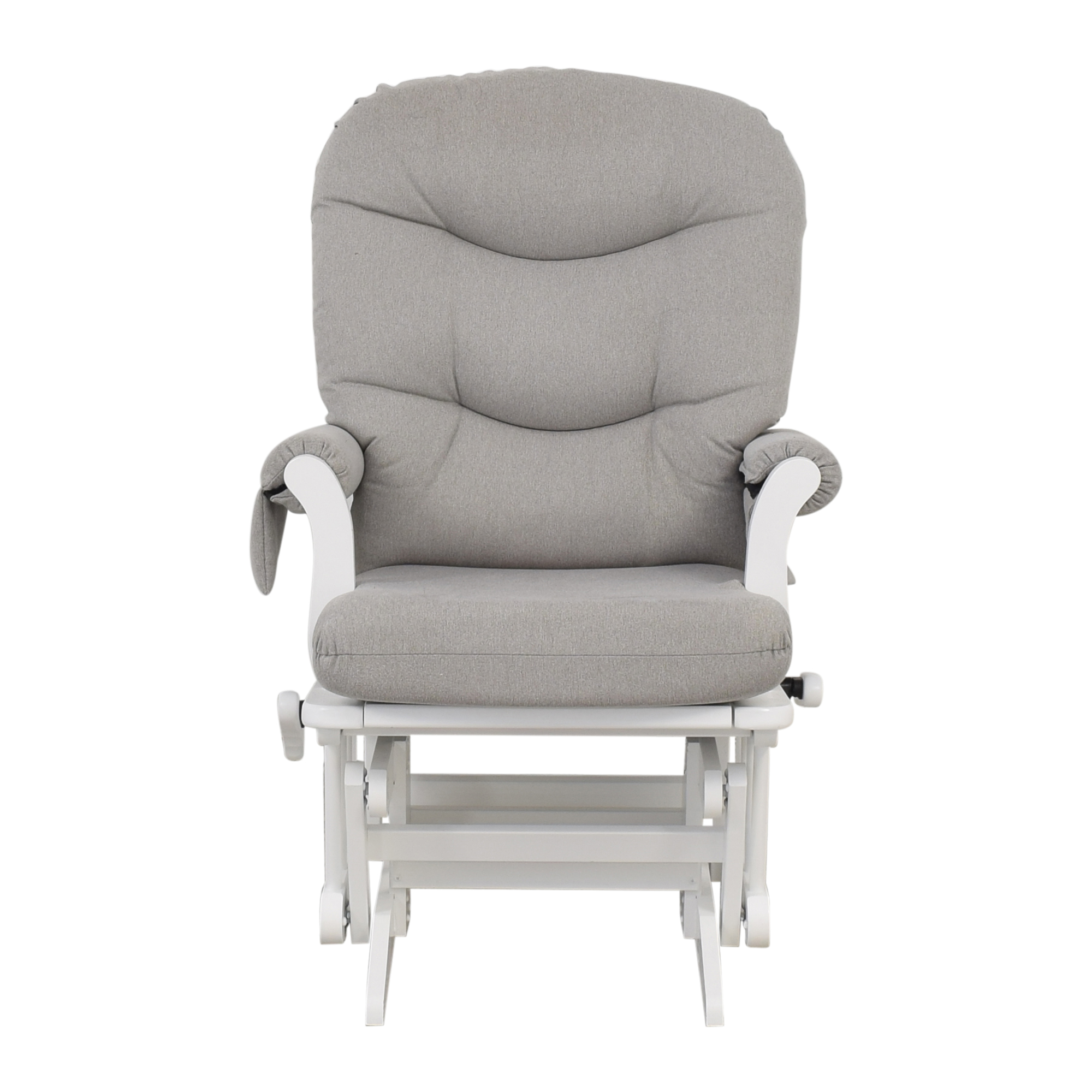 buy Dutailier Dutailier Multi-Position Reclining Sleigh Glider and Nursing Ottoman online