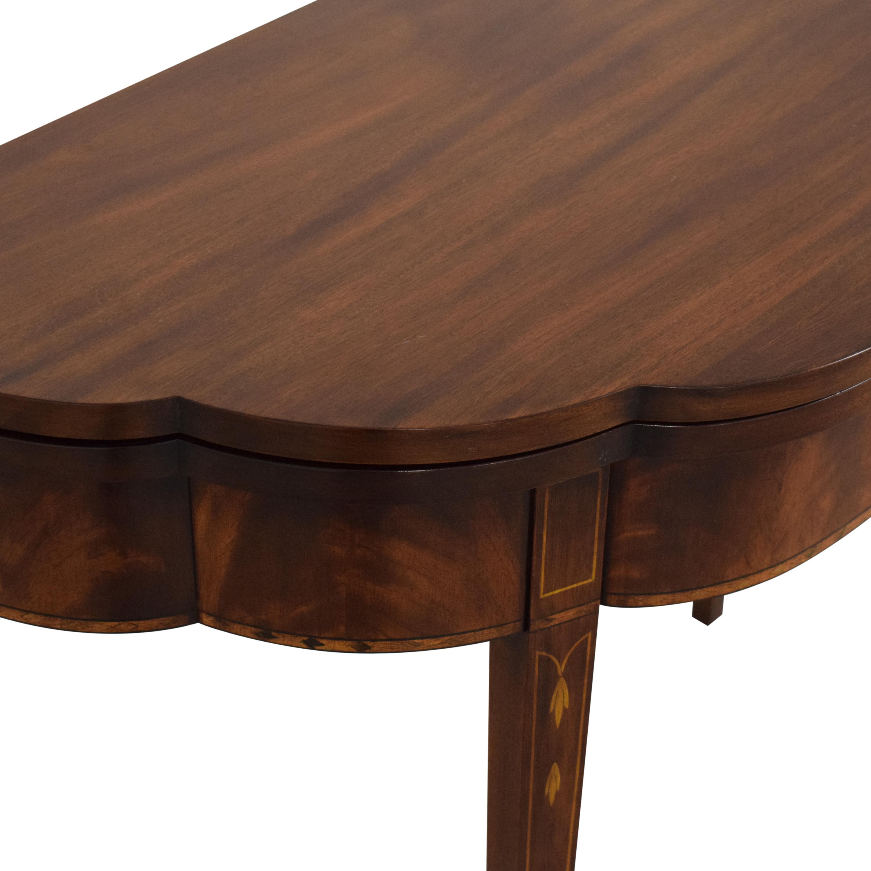 buy Henkel Harris Flip Top Games Table Henkel Harris Accent Tables