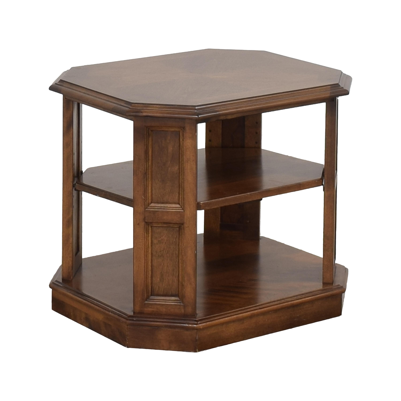 Ethan Allen Ethan Allen End Table brown