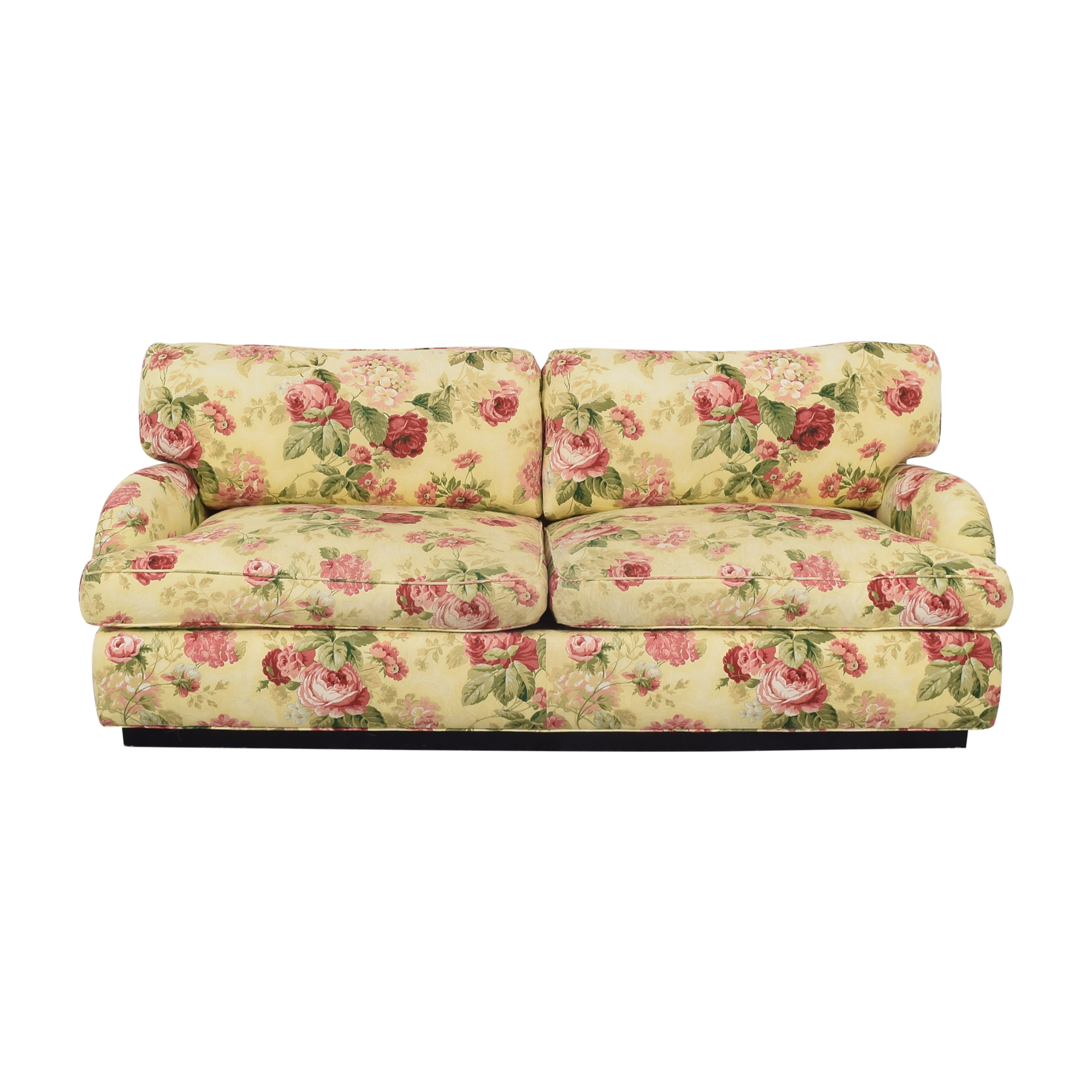 buy Greenbaum Two Cushion Sofa Greenbaum Interiors Classic Sofas