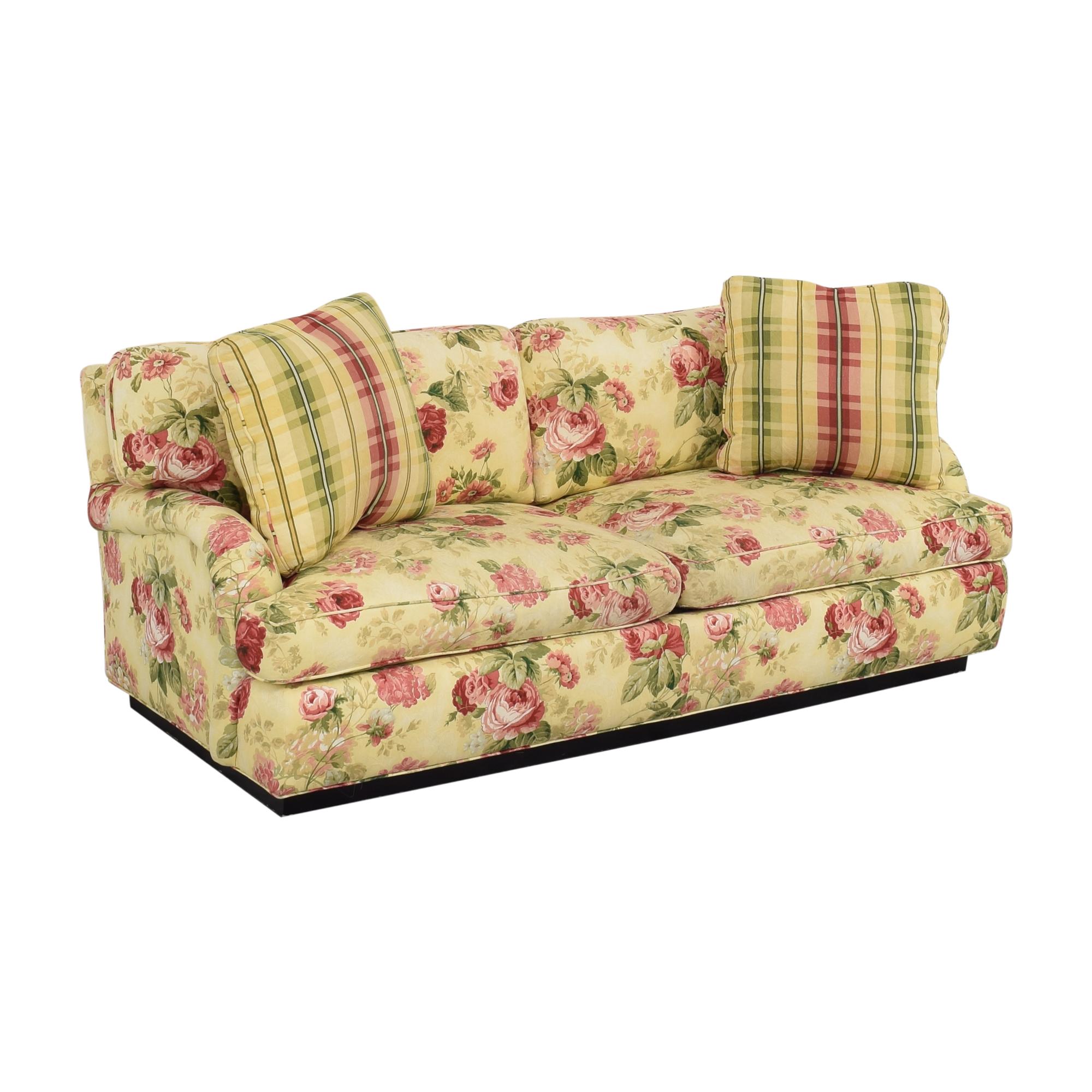 Greenbaum Interiors Greenbaum Two Cushion Sofa coupon