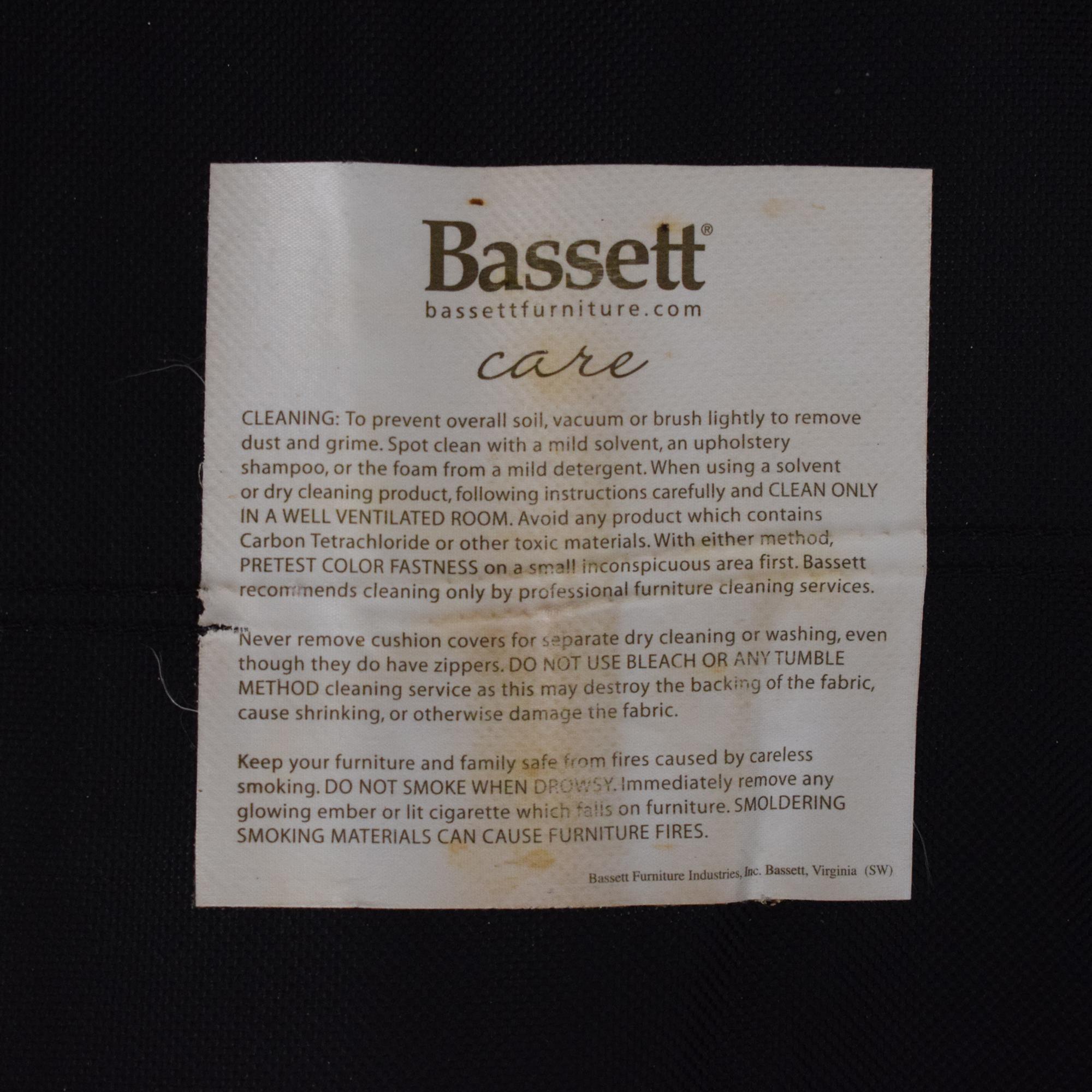 shop Bassett CU.2 Full Sleeper Sofa Bassett Furniture