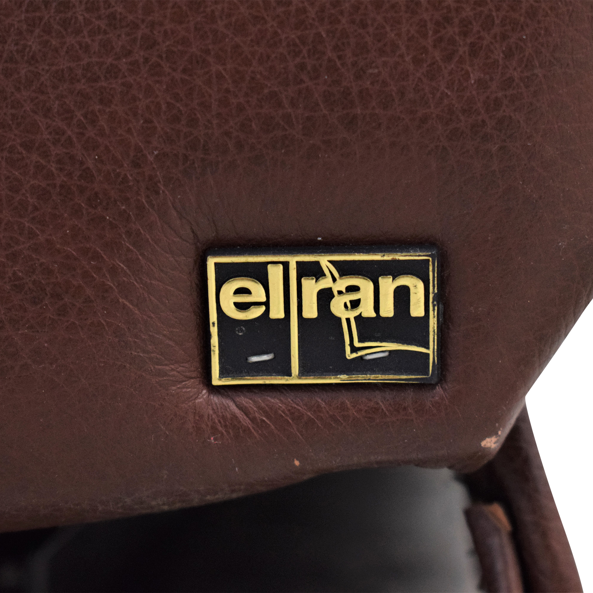 buy Elran Sectional Sofa with Recliner Elran Sectionals