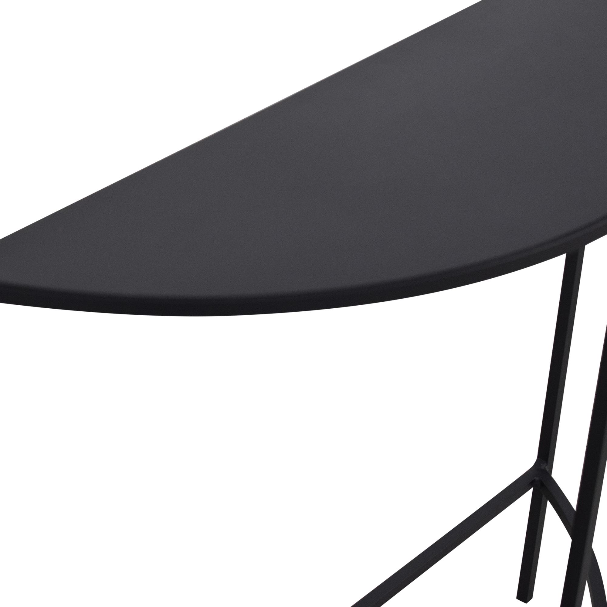 buy Room & Board Room & Board Slim Half Round Console Table online