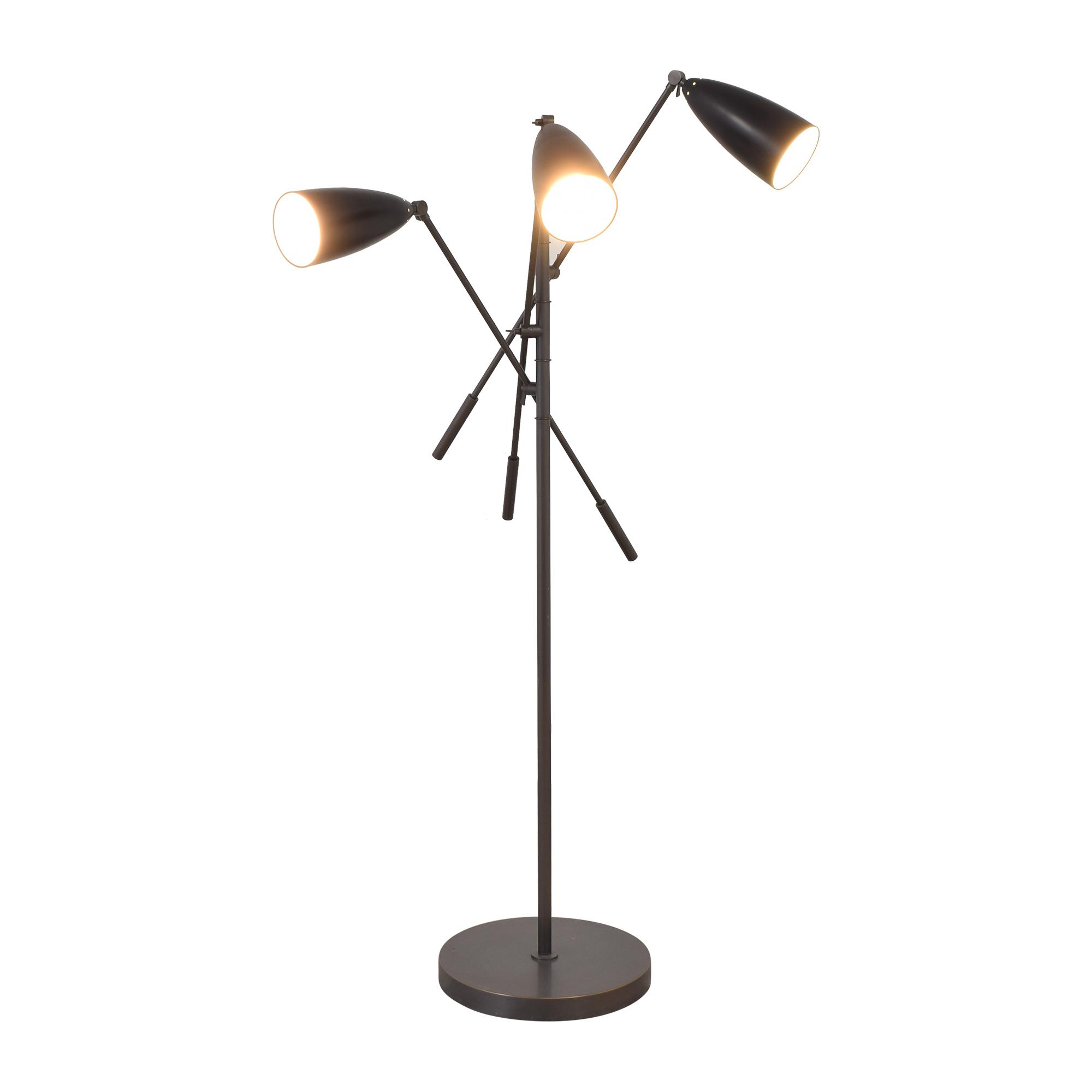 Organic Modernism Organic Modernism Trilight Floor Lamp price