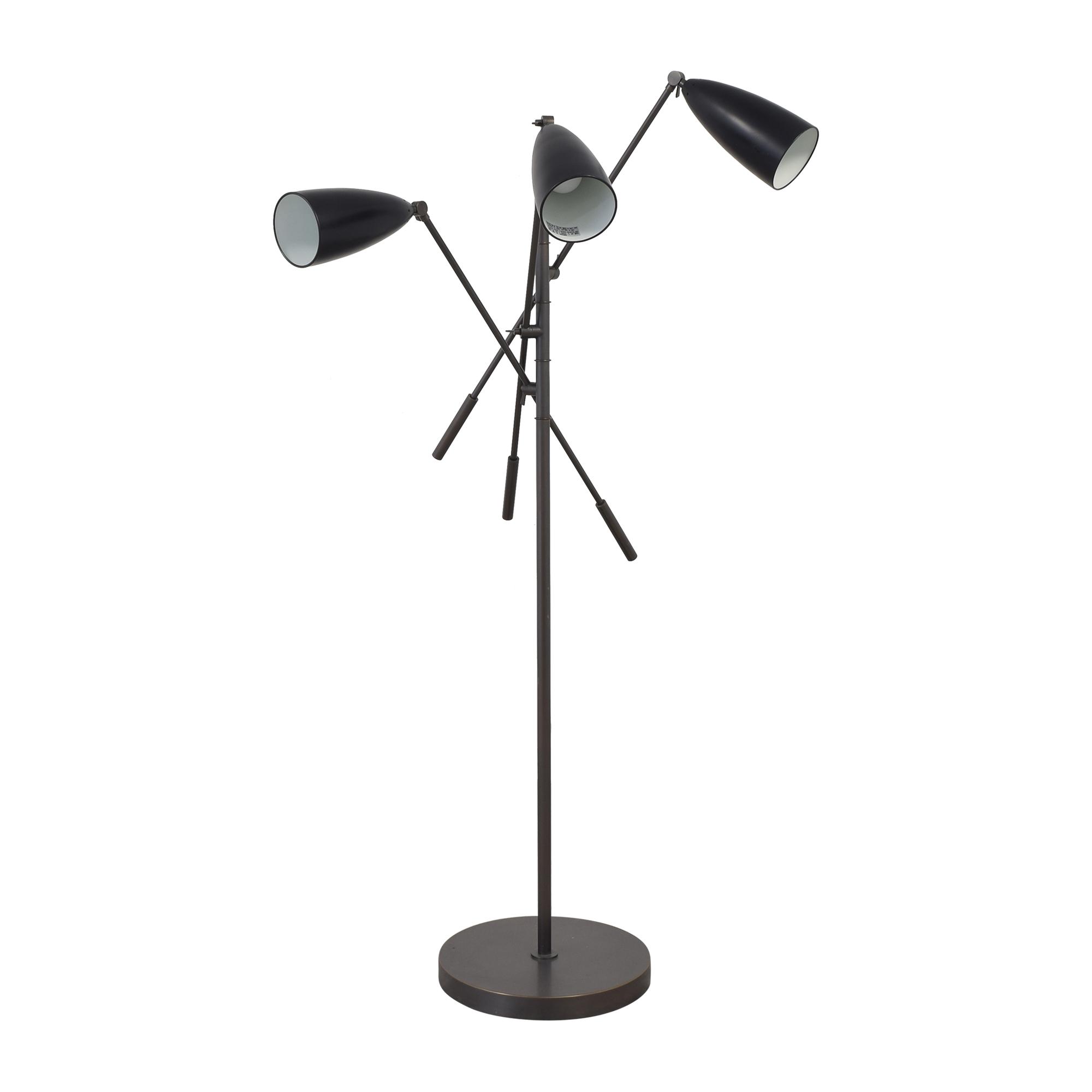 Organic Modernism Organic Modernism Trilight Floor Lamp ma