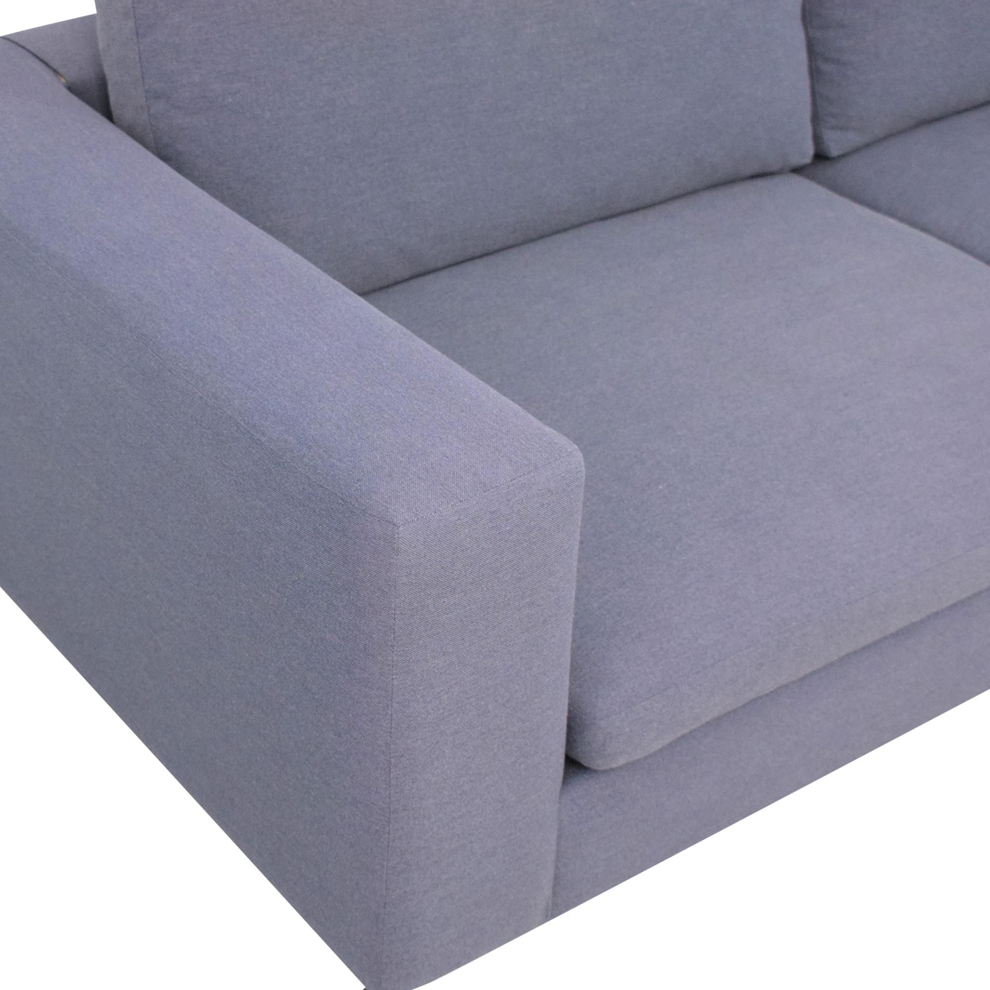 Blu Dot Blu Dot New Standard Sectional Sofa