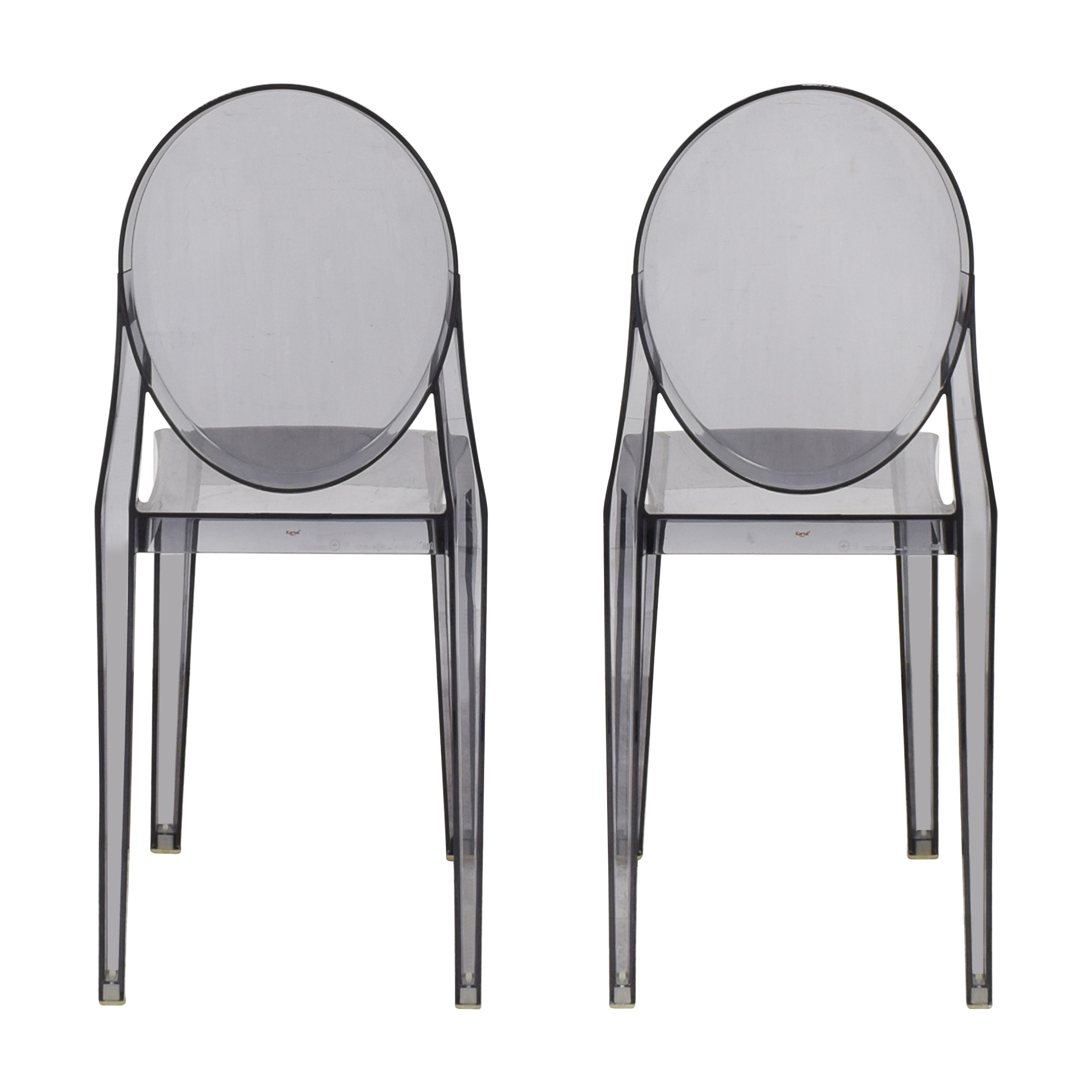 Kartell Design Within Reach Kartell Victoria Ghost Chairs coupon