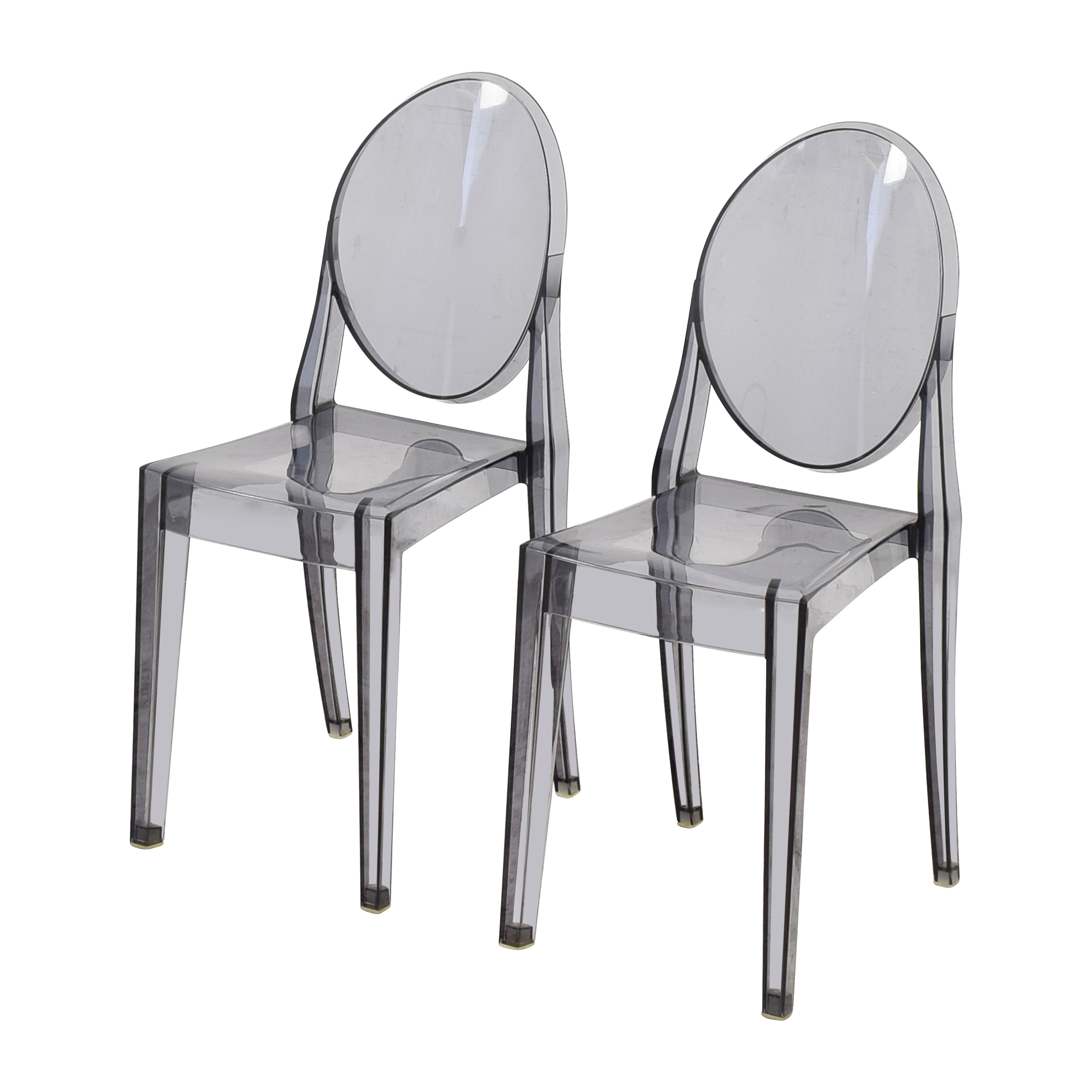 Kartell Design Within Reach Kartell Victoria Ghost Chairs Accent Chairs